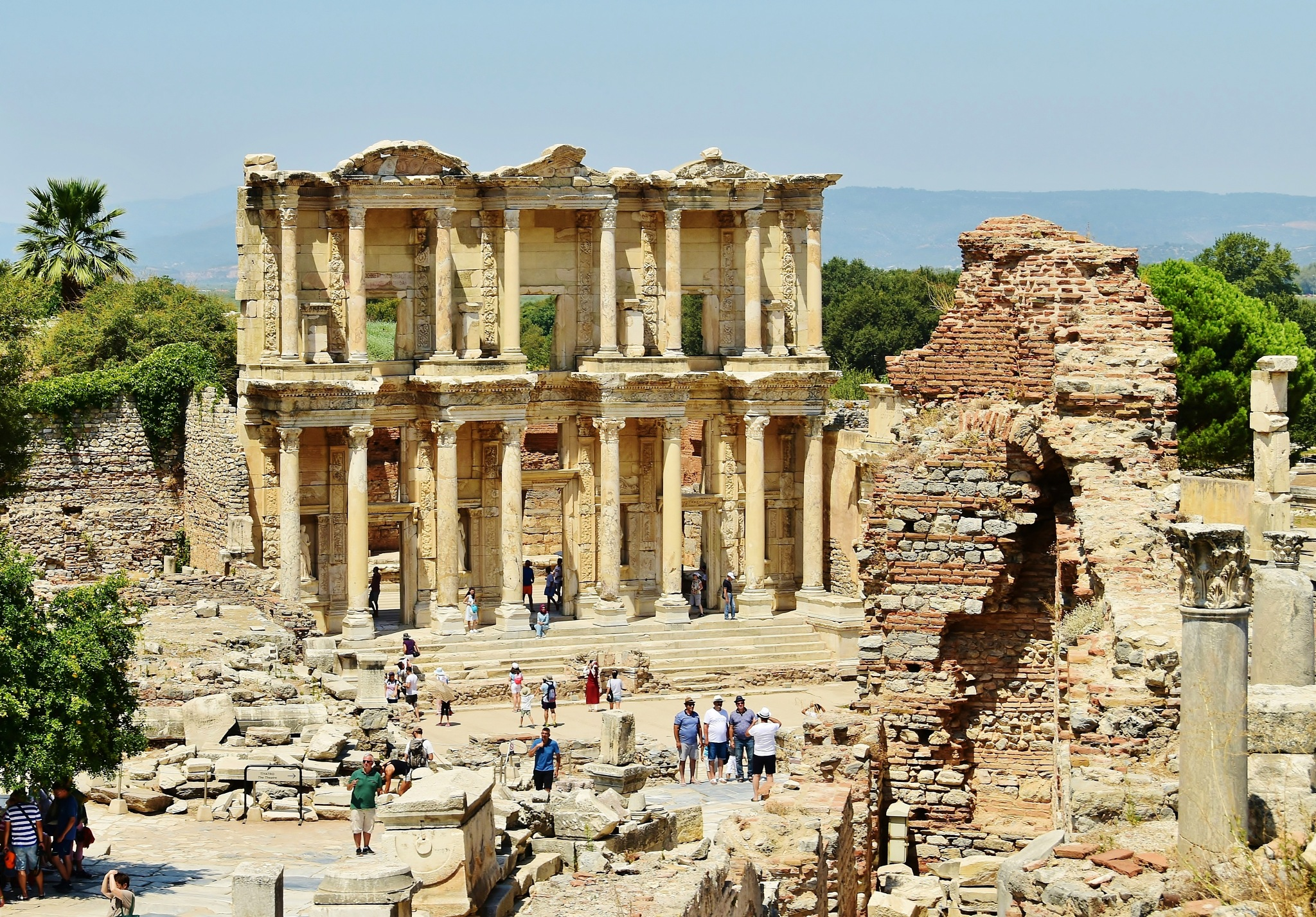 The Library at Ephesus by andy.morrow.photos