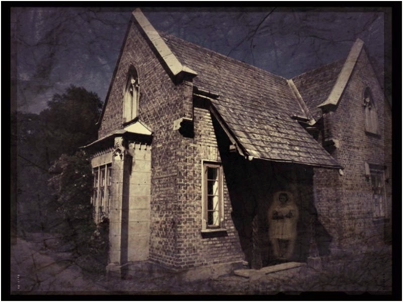 the haunted house by FabioKeiner