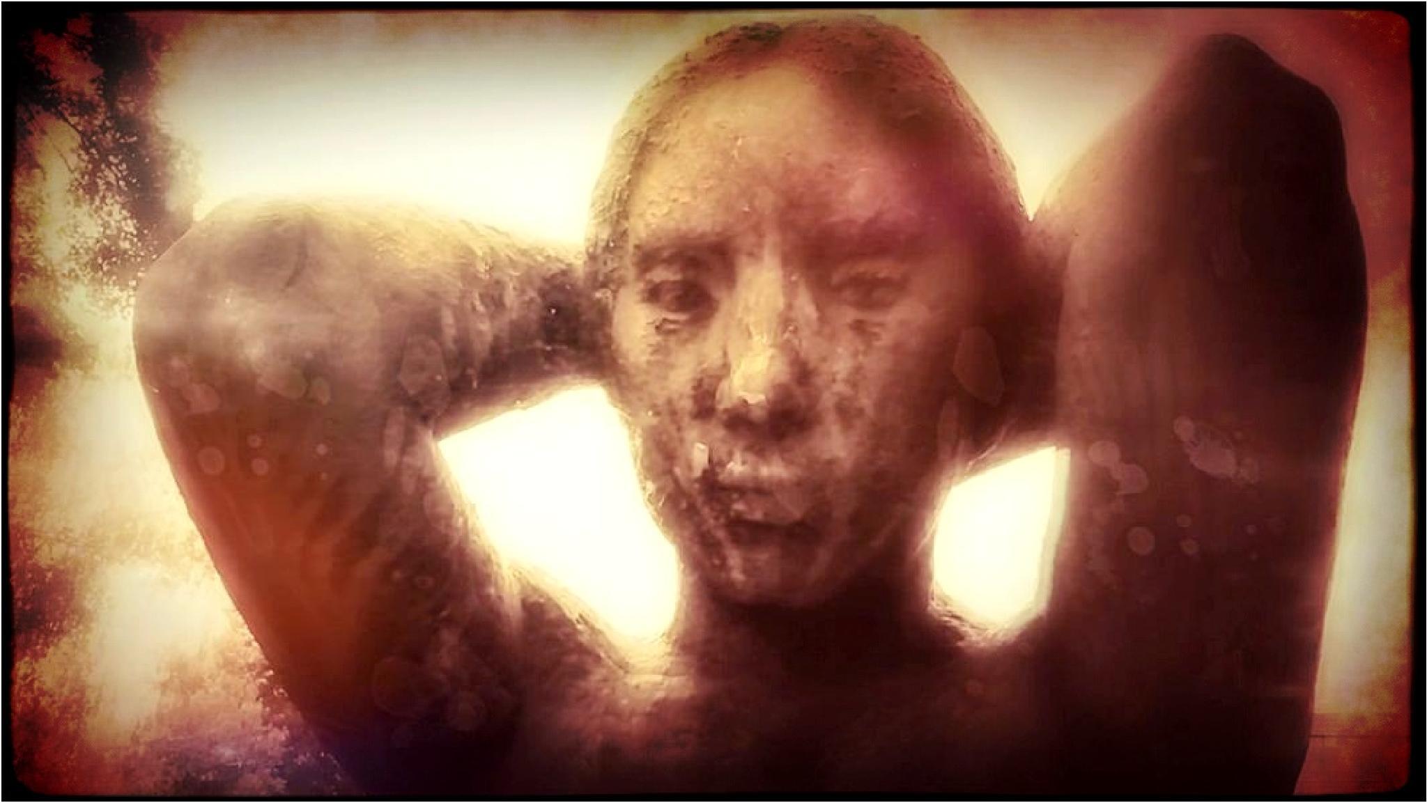 the dark girl by FabioKeiner