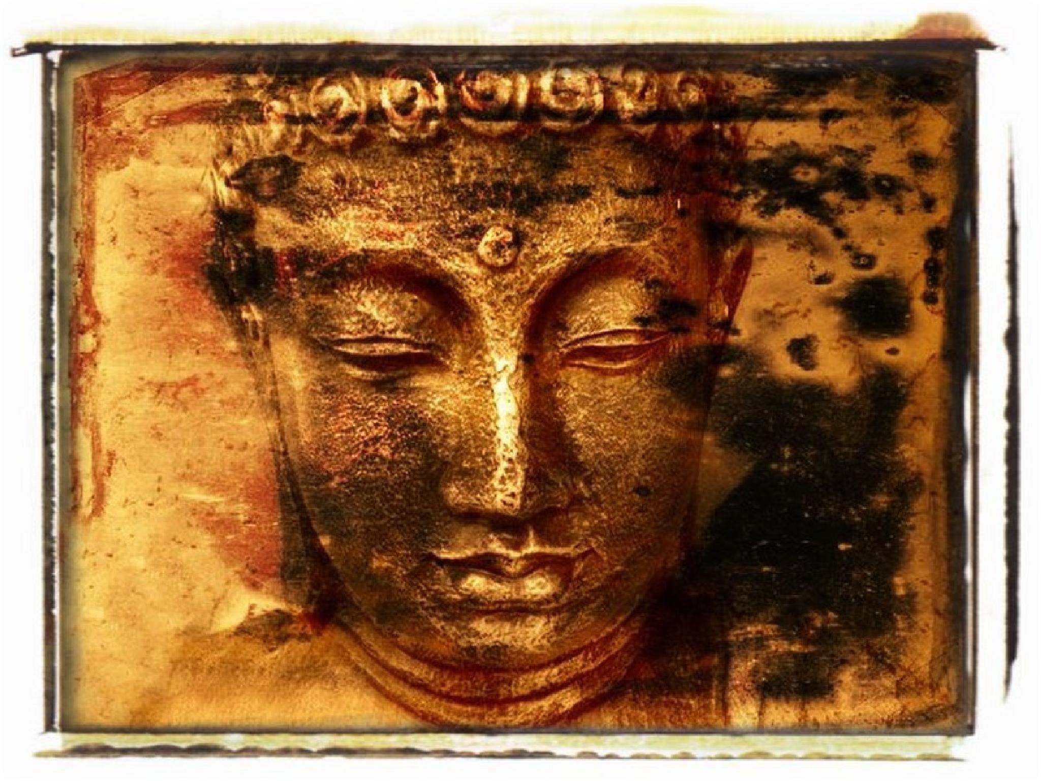 buddha's head by FabioKeiner