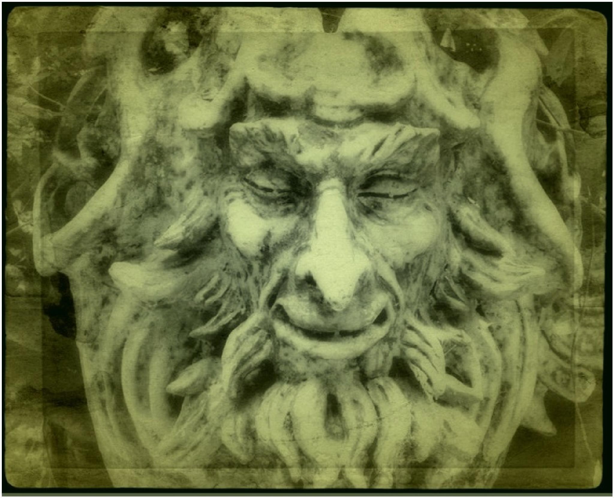 the old demon by FabioKeiner