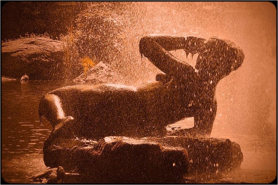 the fountain nymph by FabioKeiner