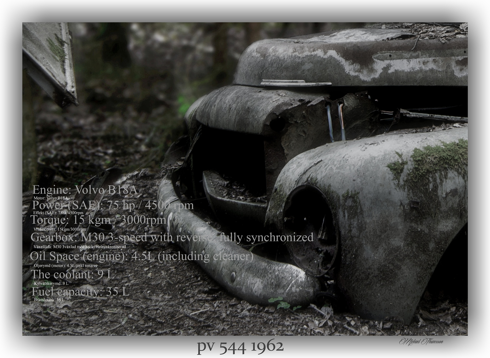 Volvo PV 544 1962 by michael.thuresson.5