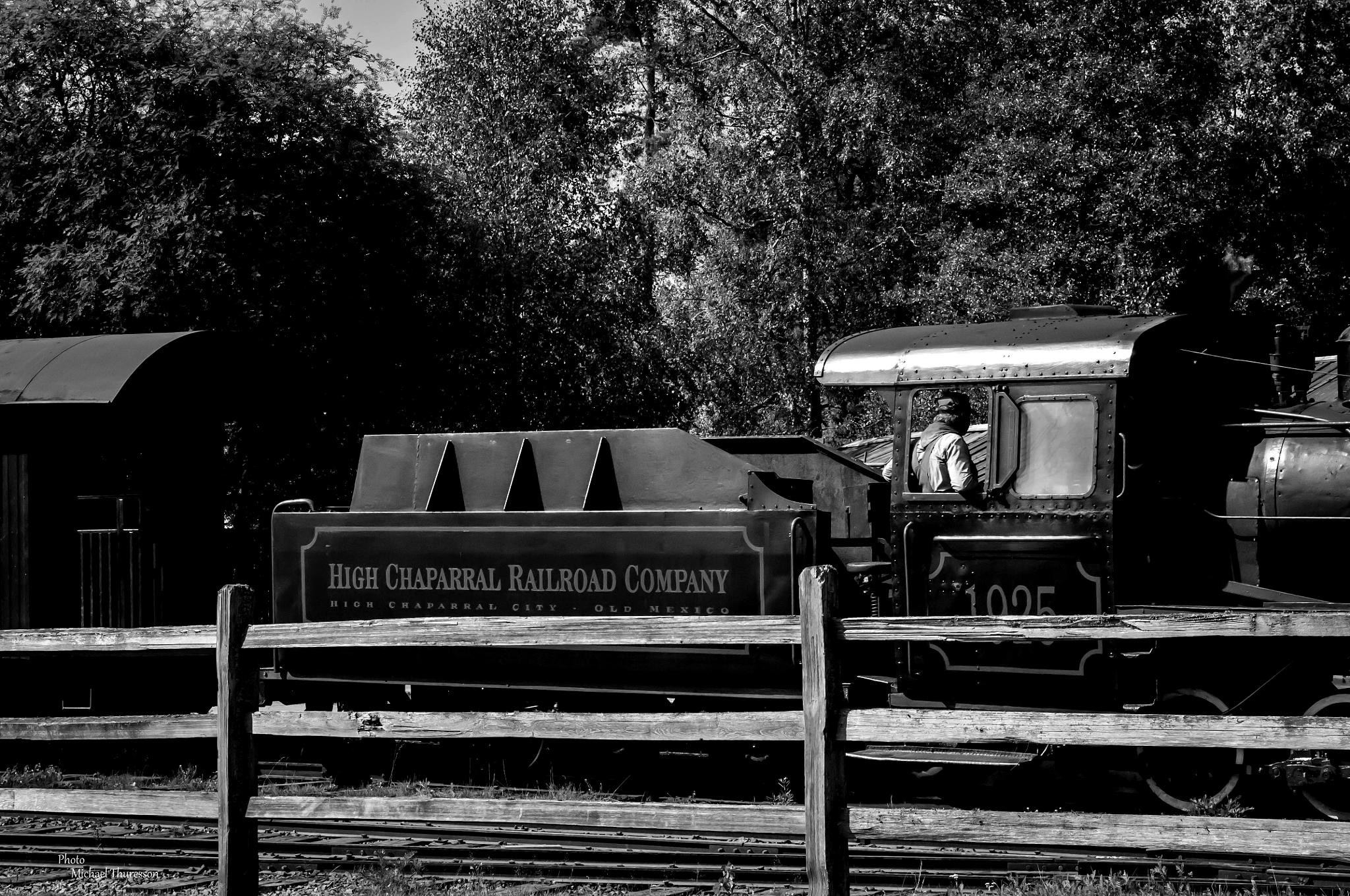 Railroad Company by michael.thuresson.5