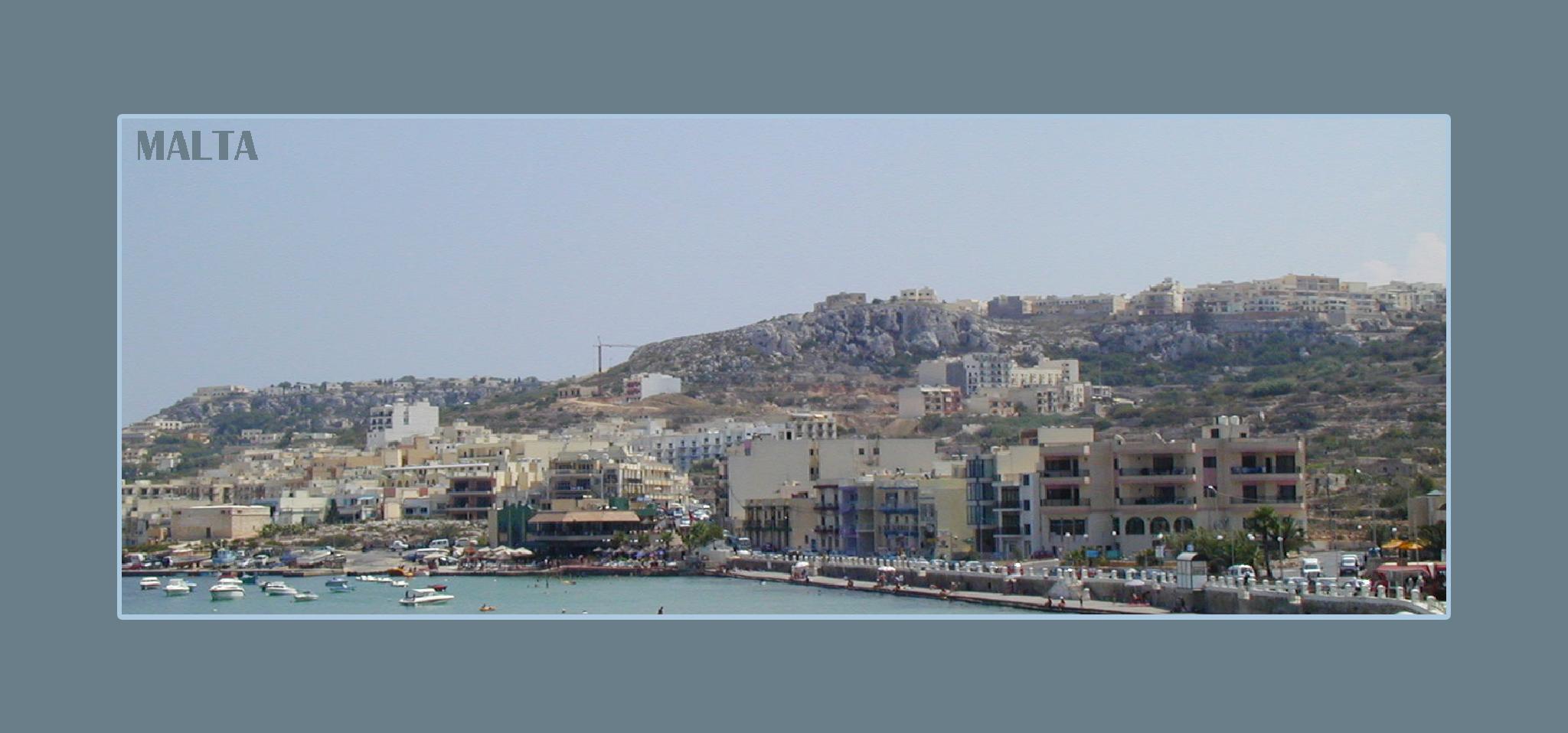 Malta by Henrik T. Sørensen