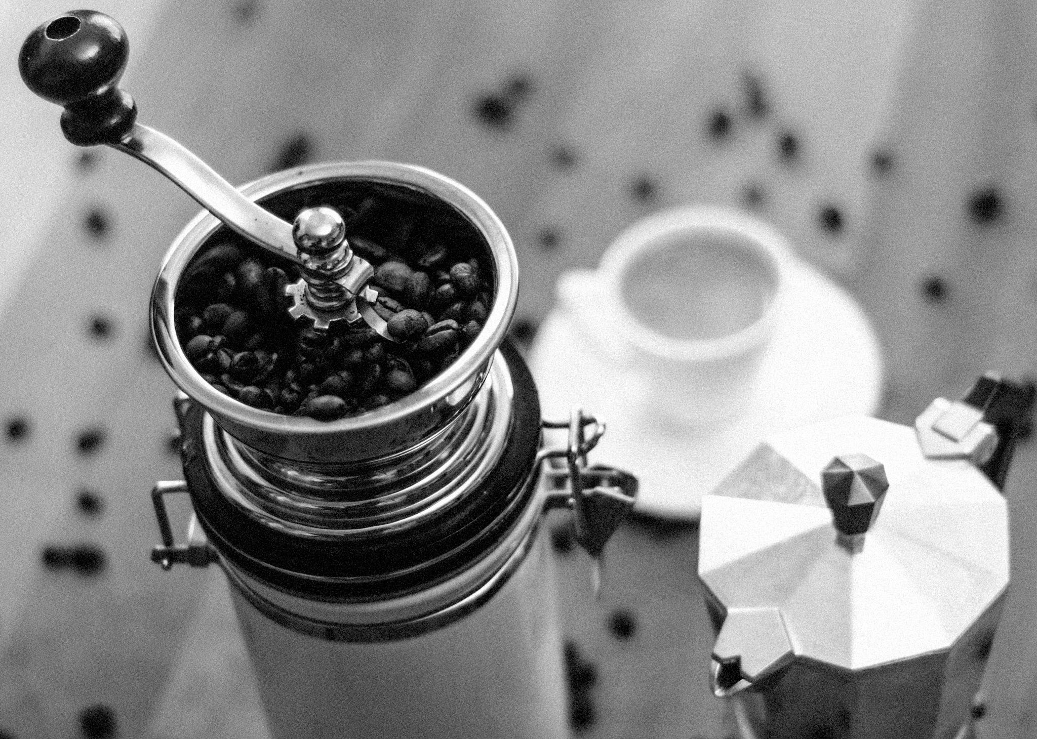 Coffee by Thorbjørn Weilby Spurre