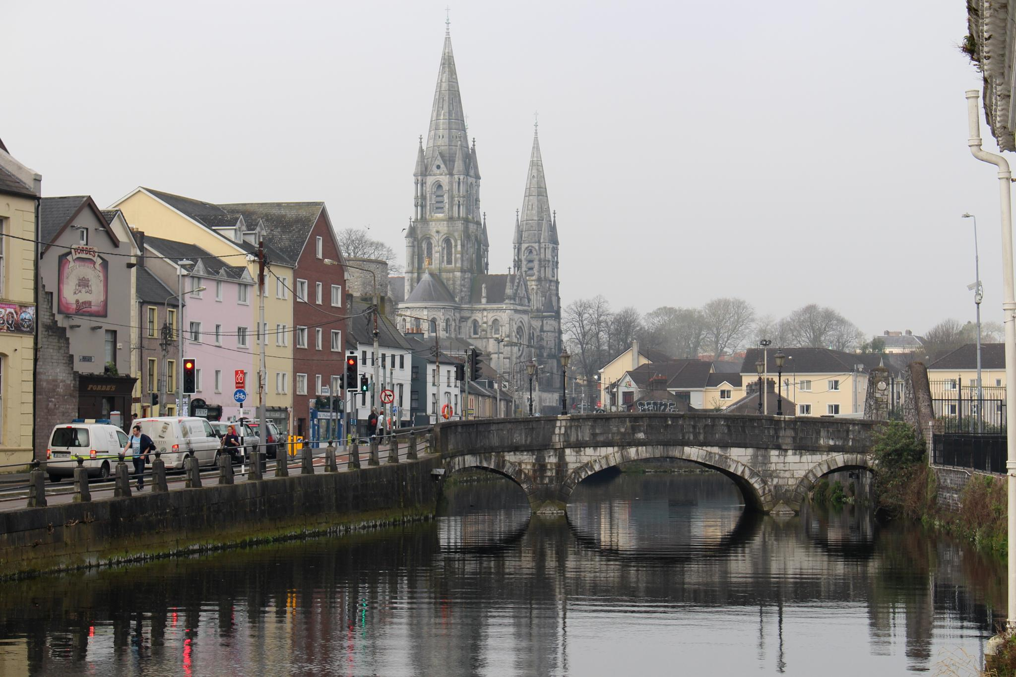 A stroll downtown Cork by Stig Norre Rasmussen