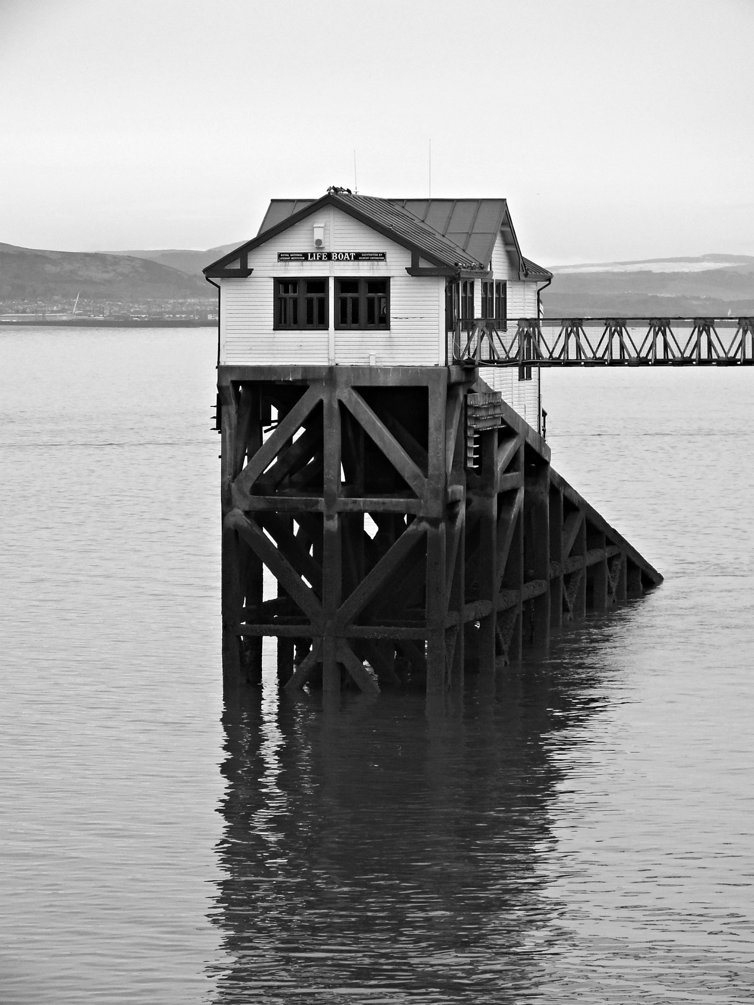 old life boat house by paul.evans.102