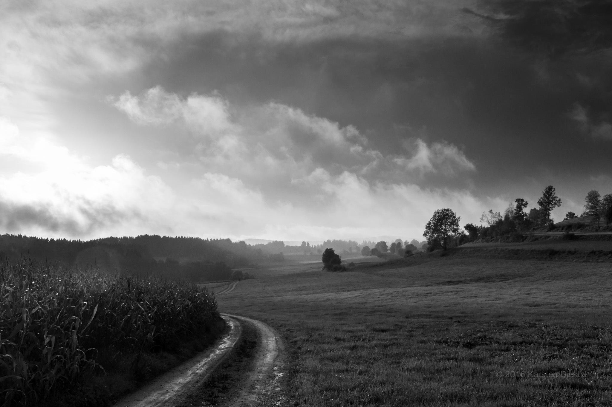 Beyond The Clouds by Karsten Diestel