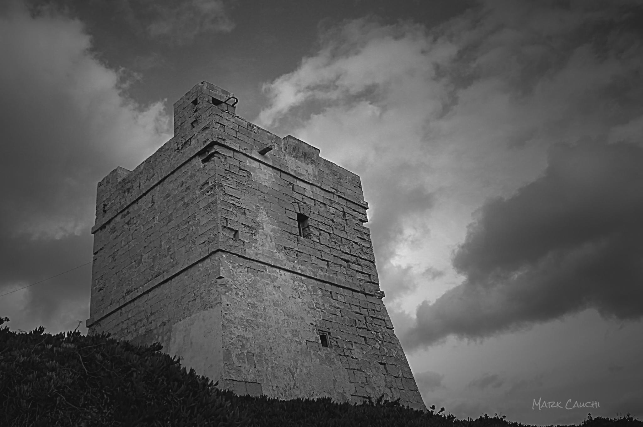 Zurrieq Fort by markcauchi