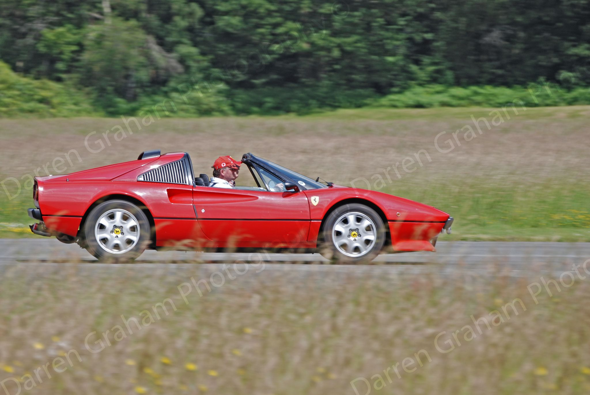 The Supercar Event on topgear track by DarrenGrahamPhotography
