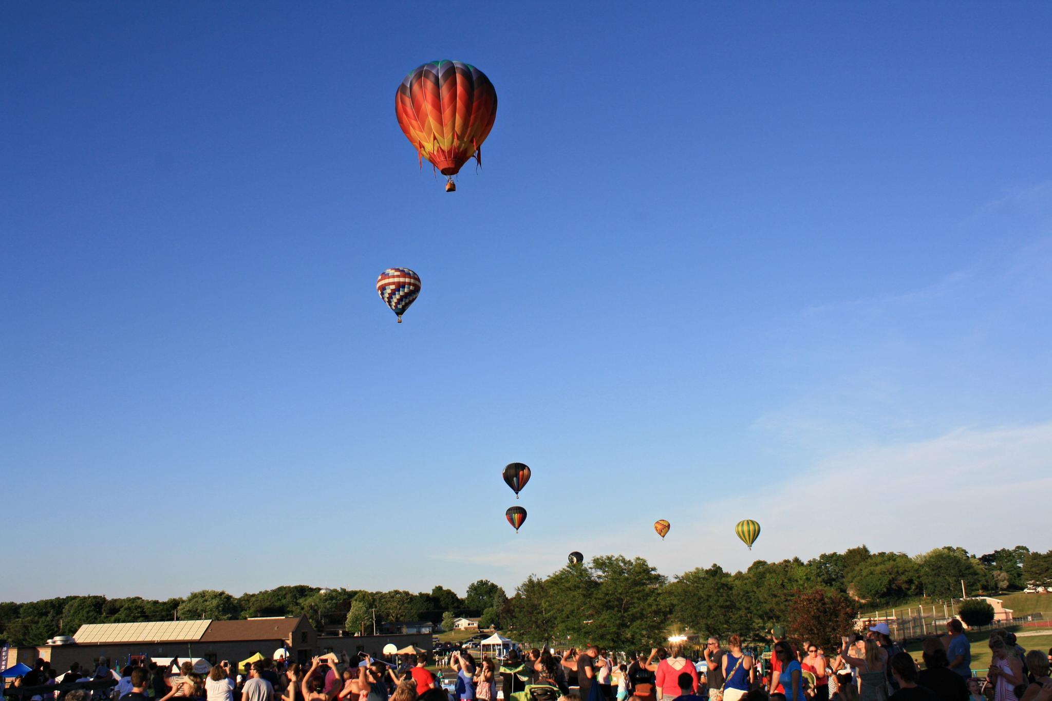 Balloon fest by veronica.clarksanders