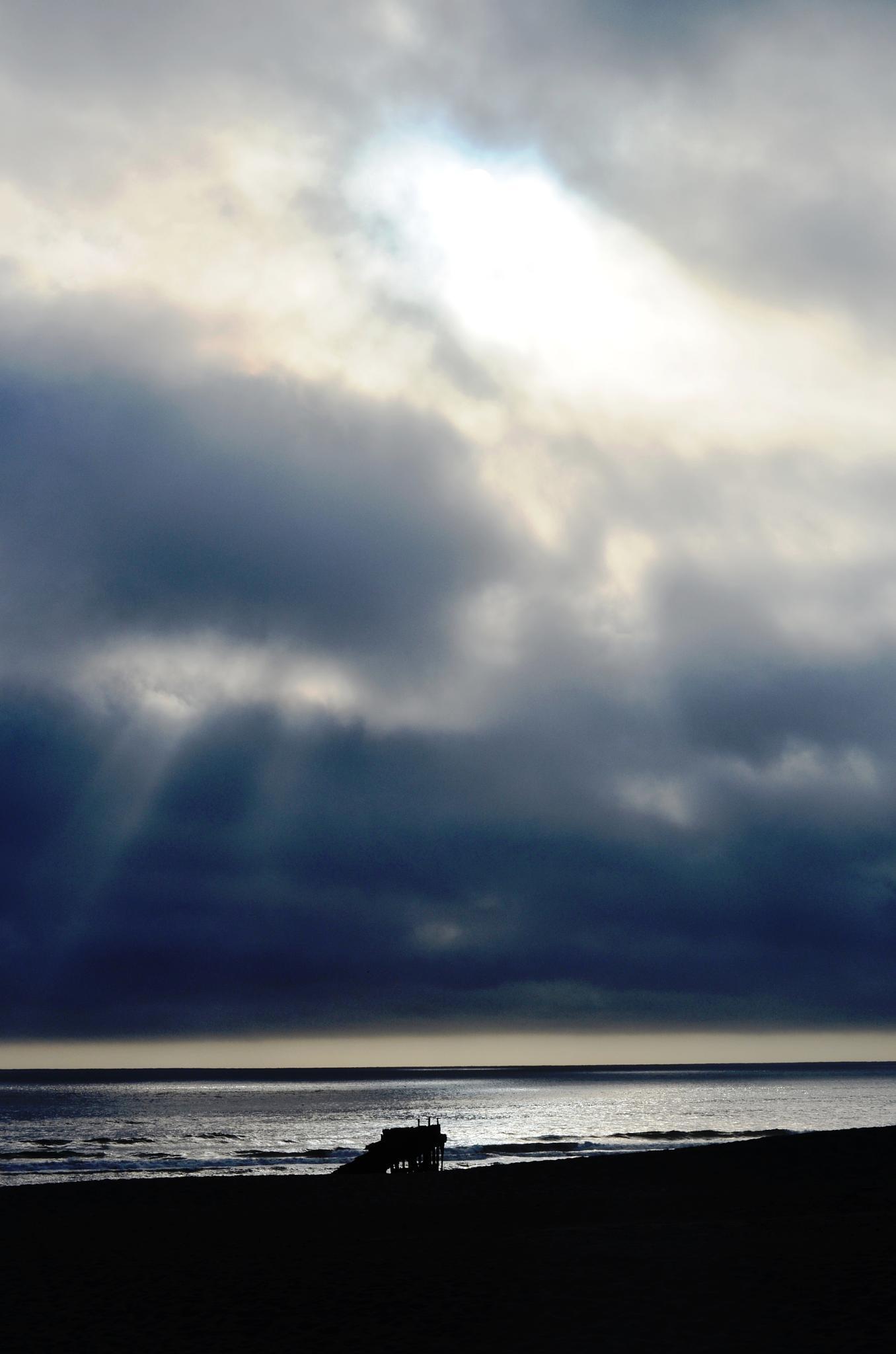 Dark Sunset by AdaMariePhotography