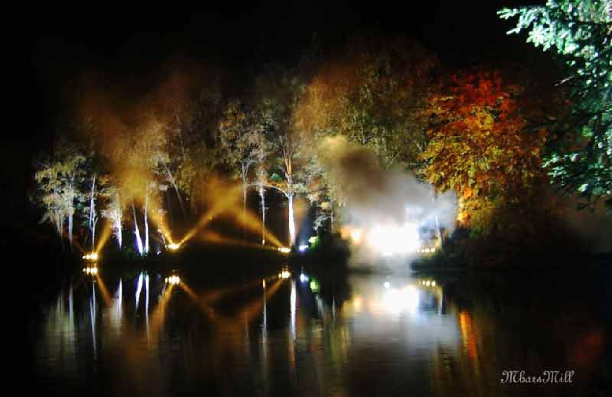 light on the water by mhairi.millar