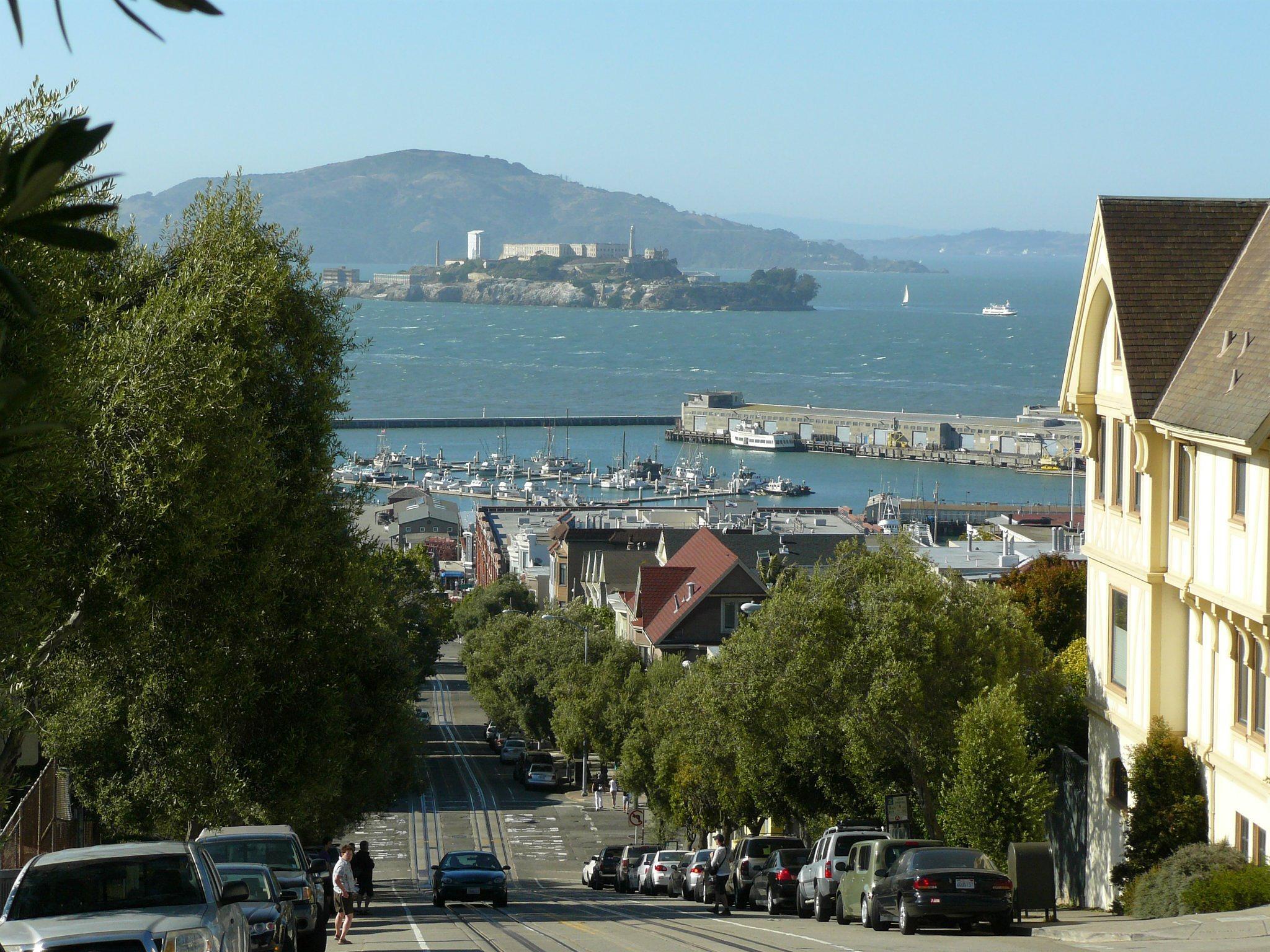 San Francisco by yankeebiscuitfan