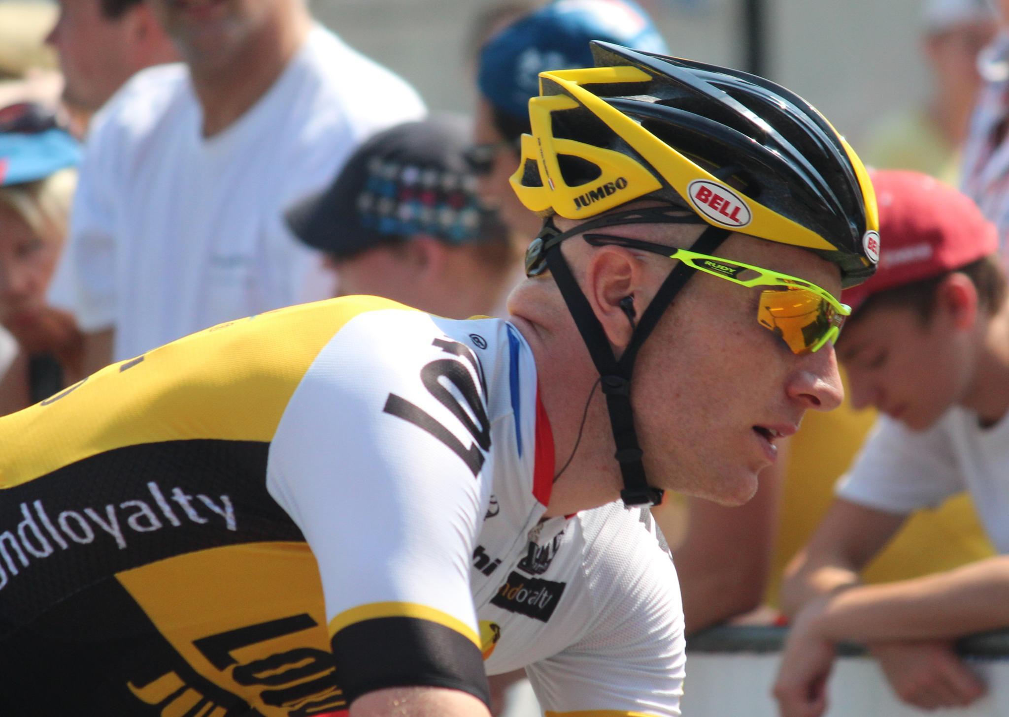 Start Tour de France in Utrecht 33 by H.Boorsma