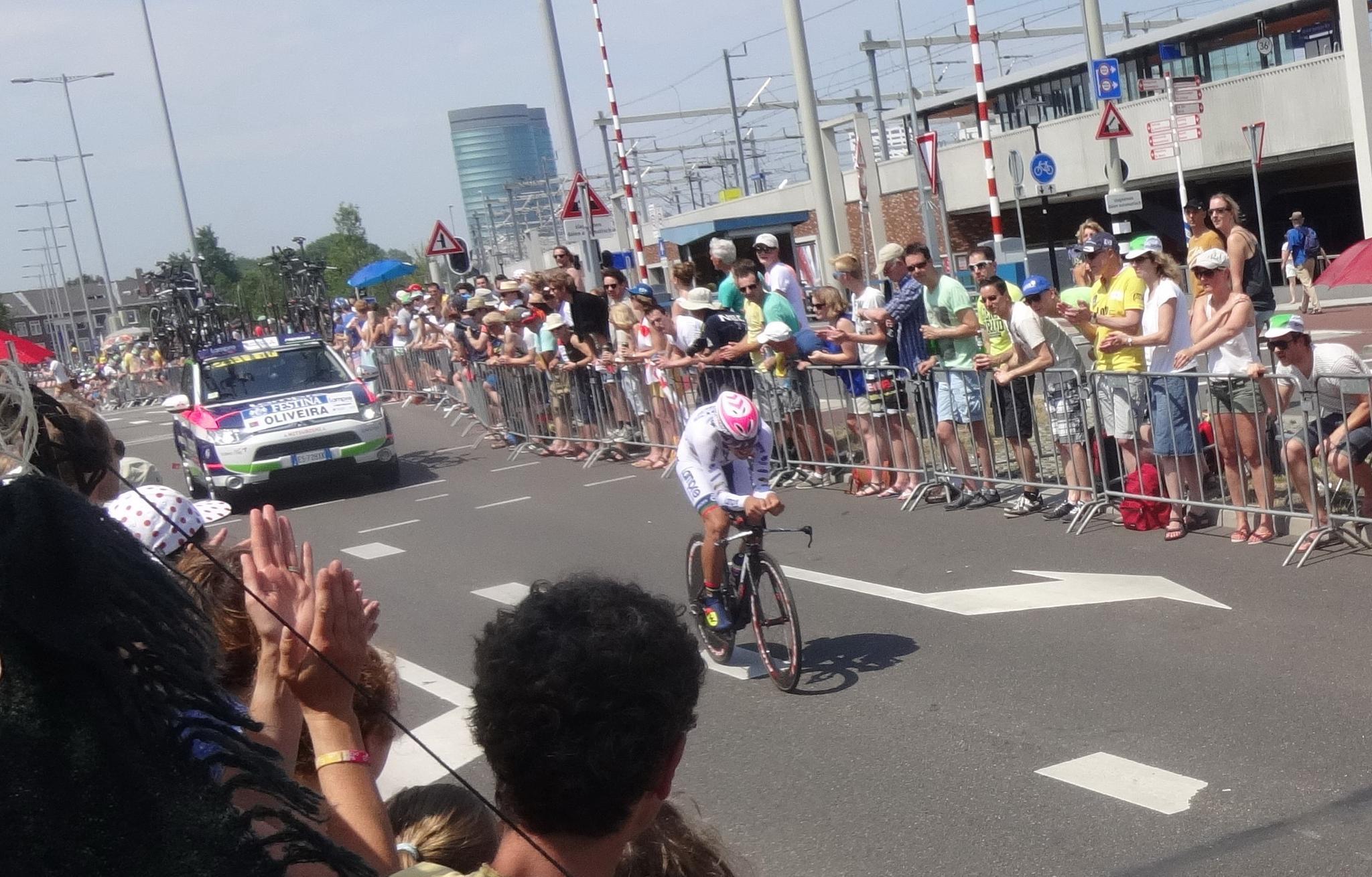 Start Tour de France in Utrecht 39 by H.Boorsma