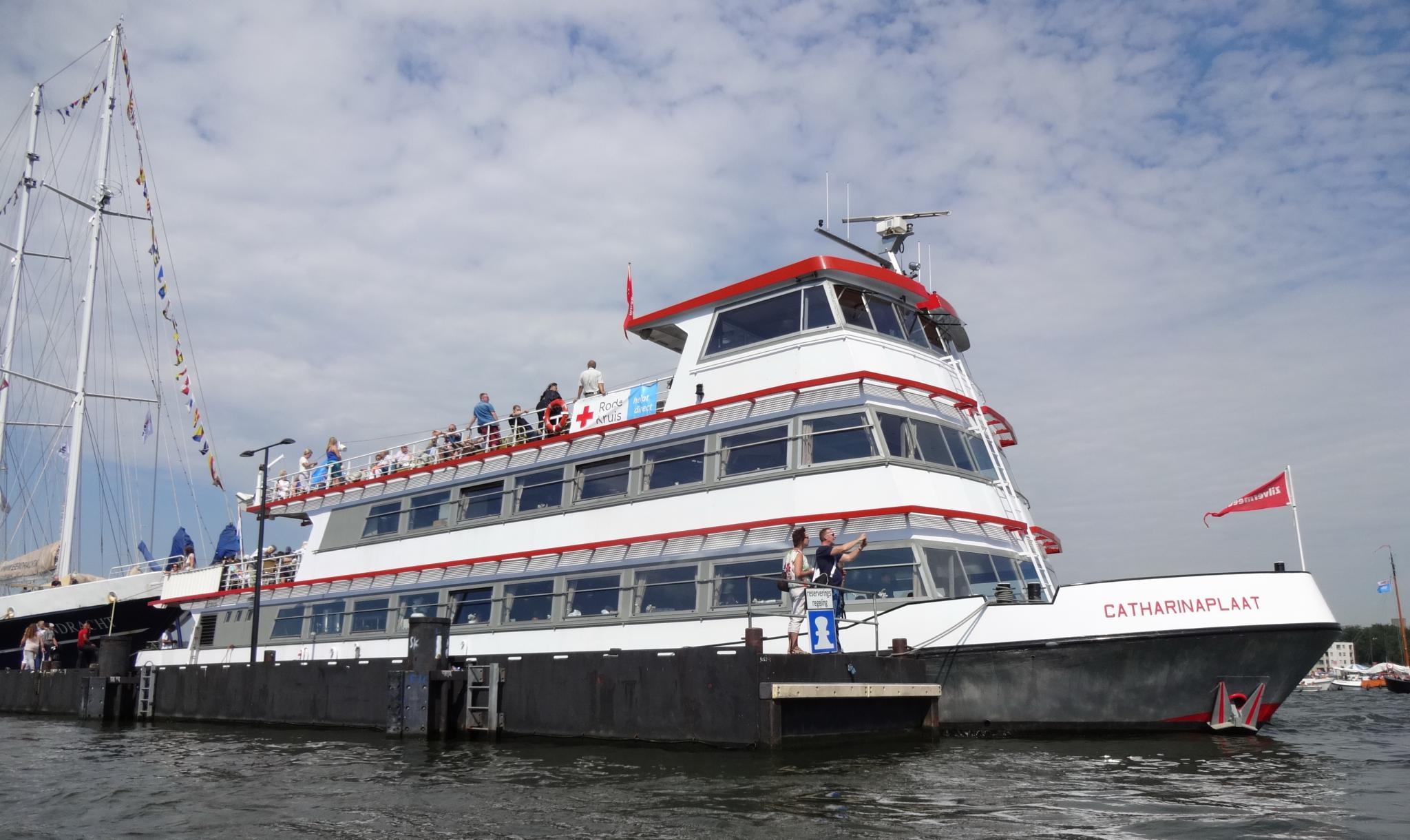 Sail Amsterdam 2 by H.Boorsma