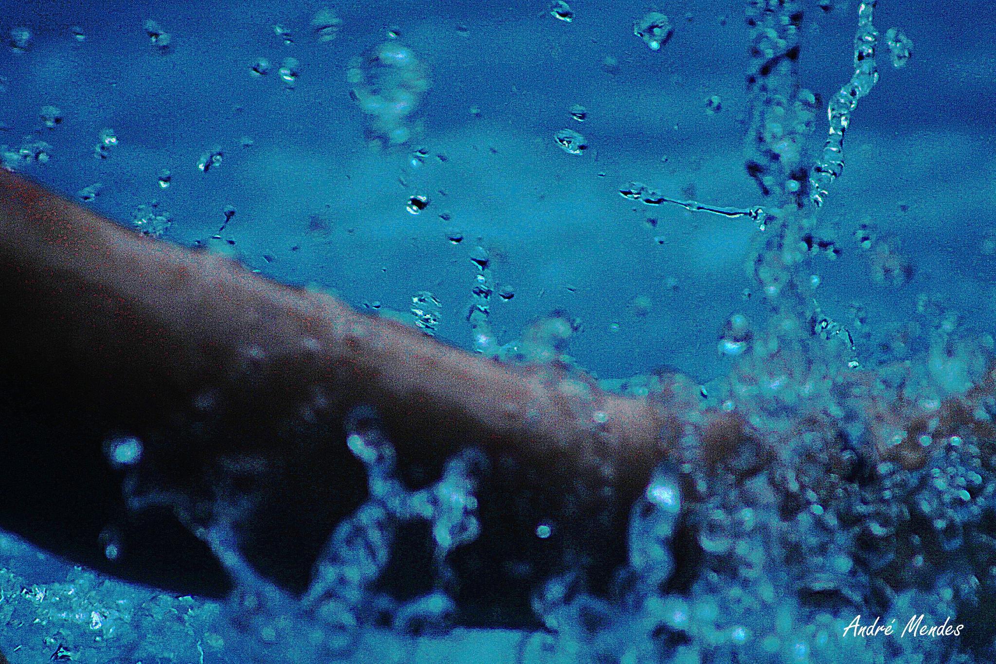 Splash! by Andre Mendes