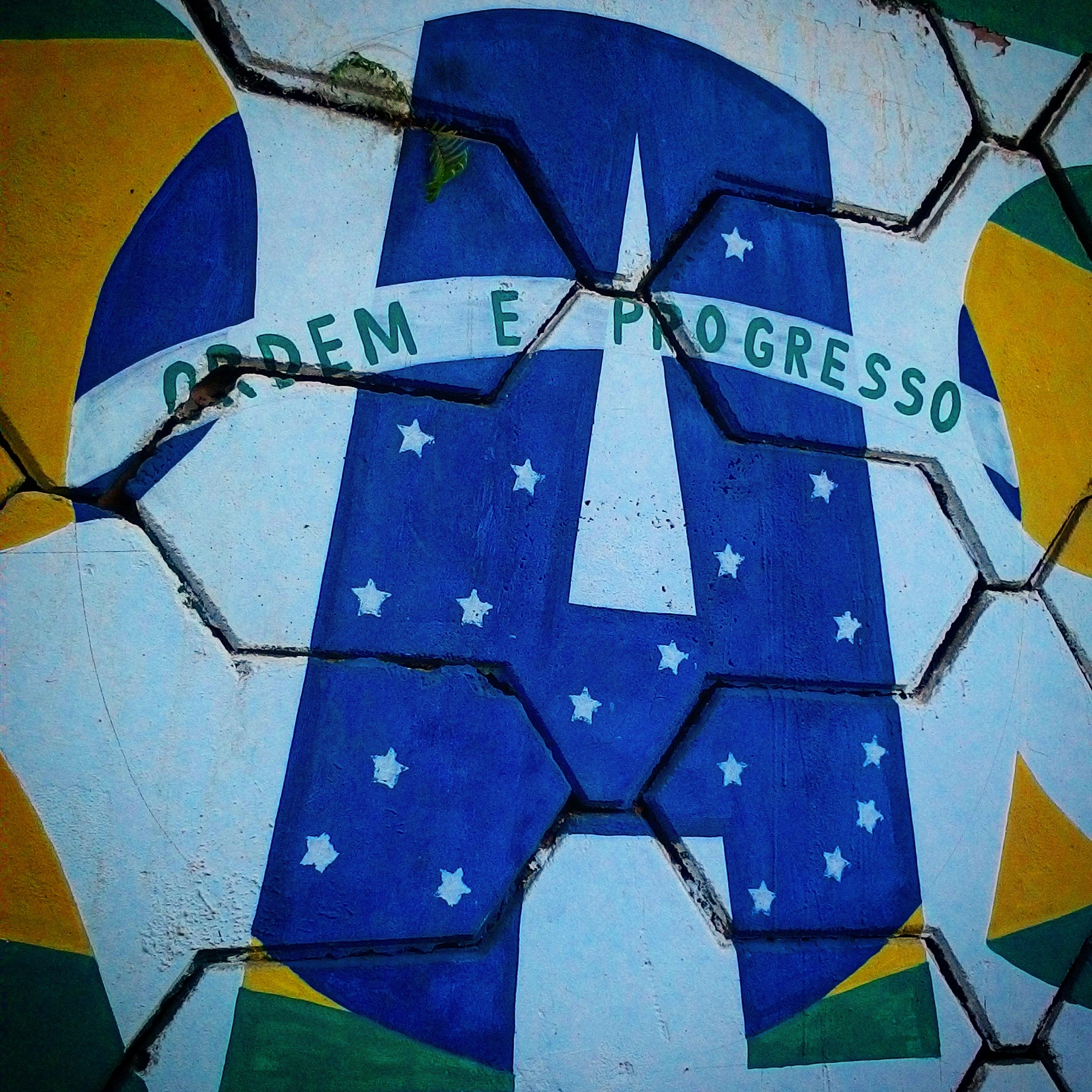 BRAZIL by Andre Mendes