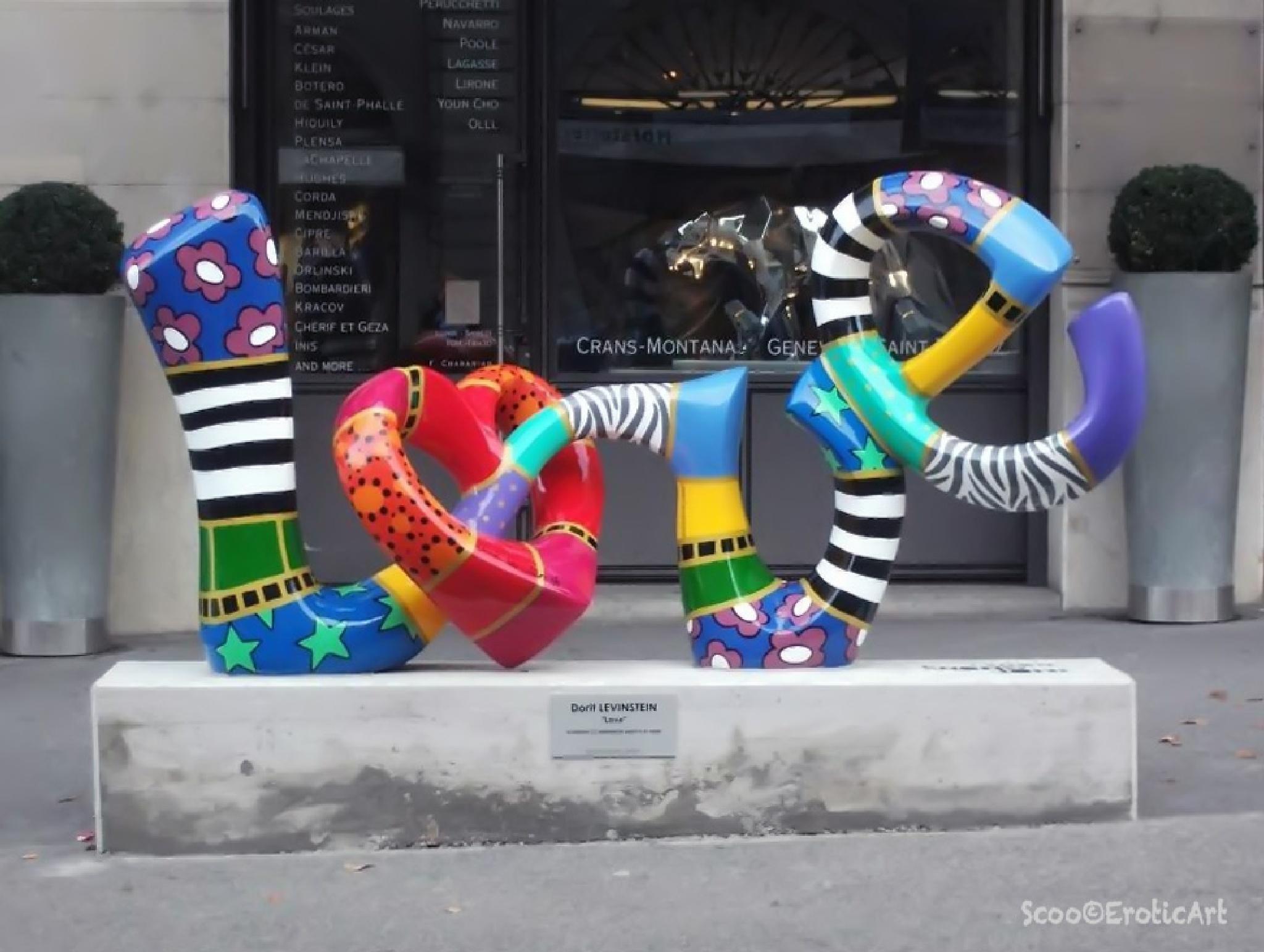 Love by ScooEroticArt