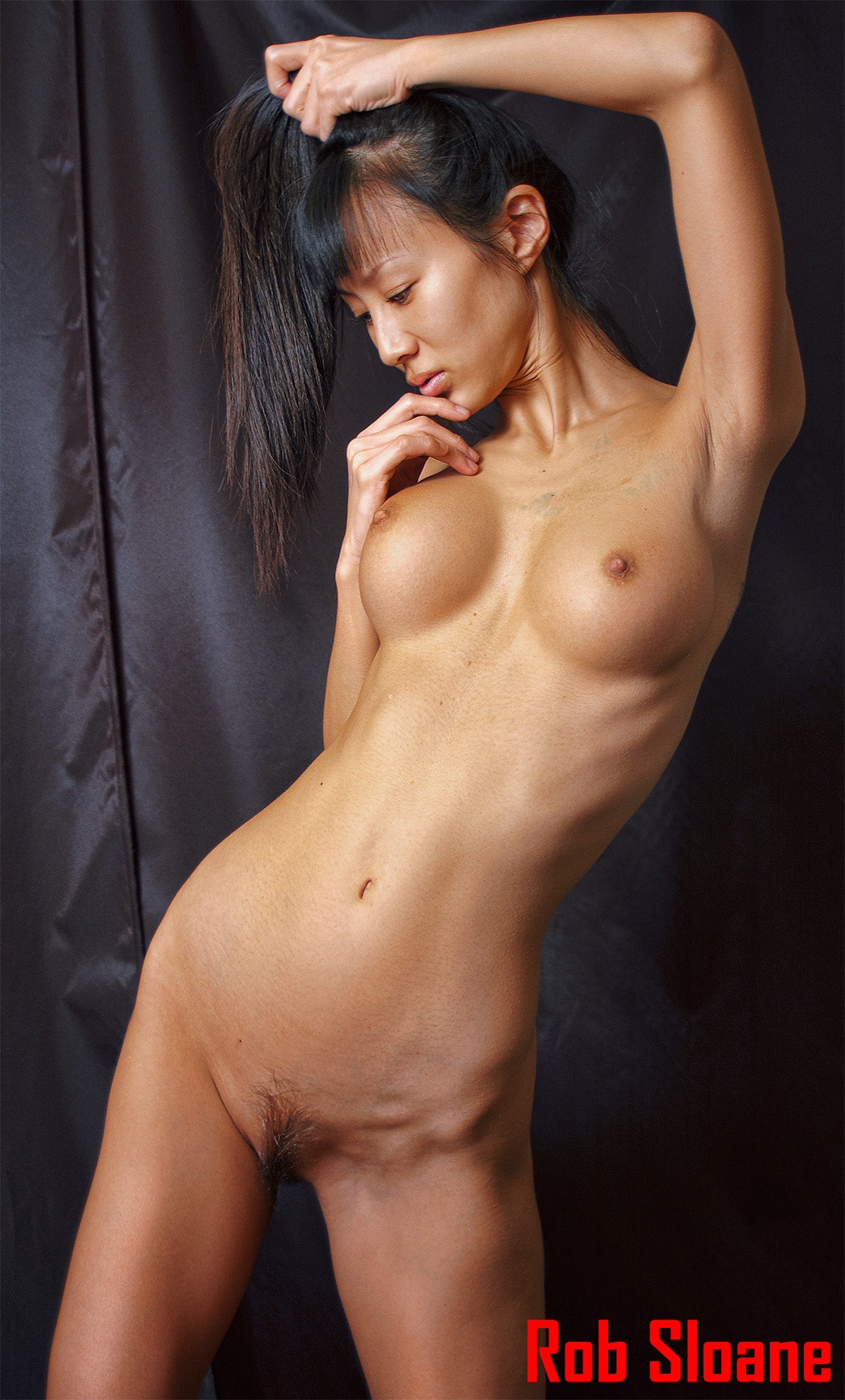 Photo in Nude #naked #nude #fine art #book #photography #asian #rob sloane