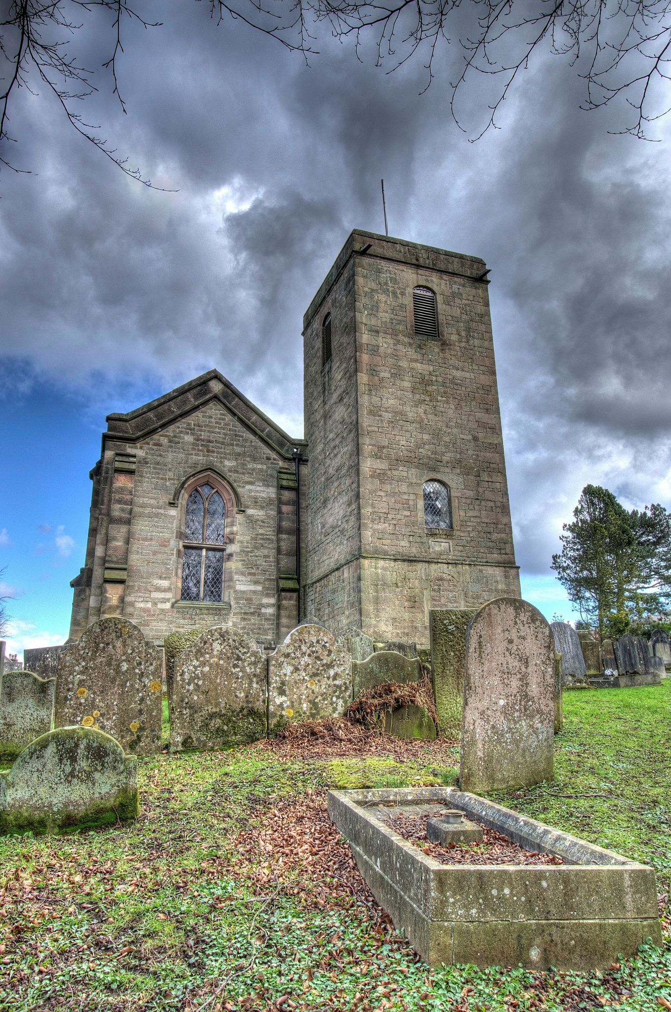 Winster Church  by yawazzuk
