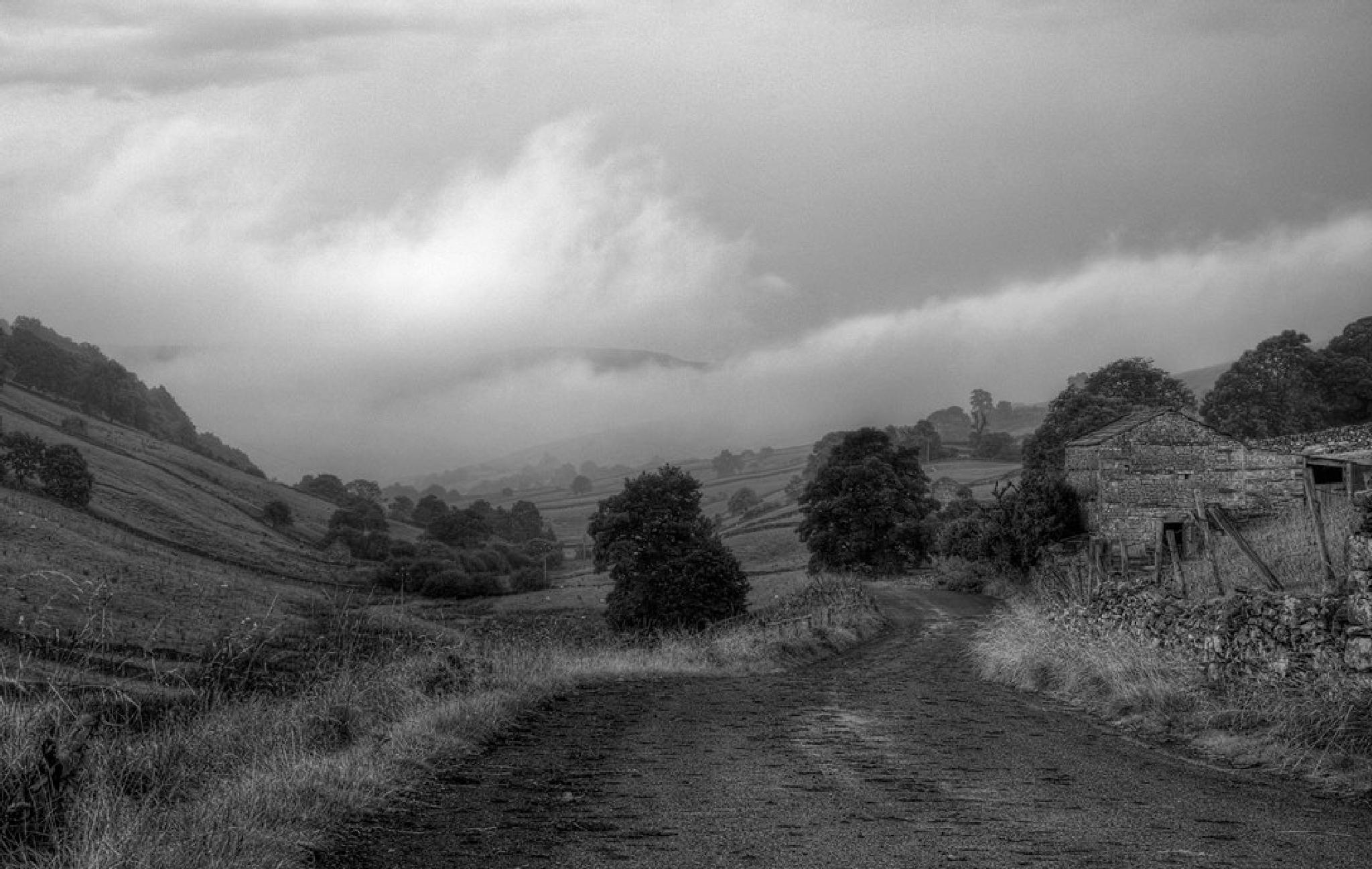 rolling mist by yawazzuk