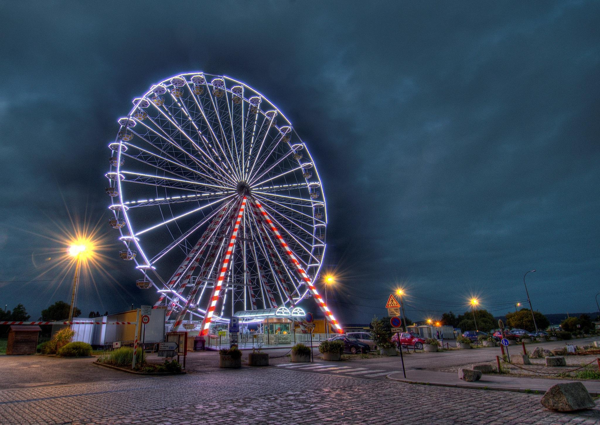Wheel Of Fortune  by yawazzuk