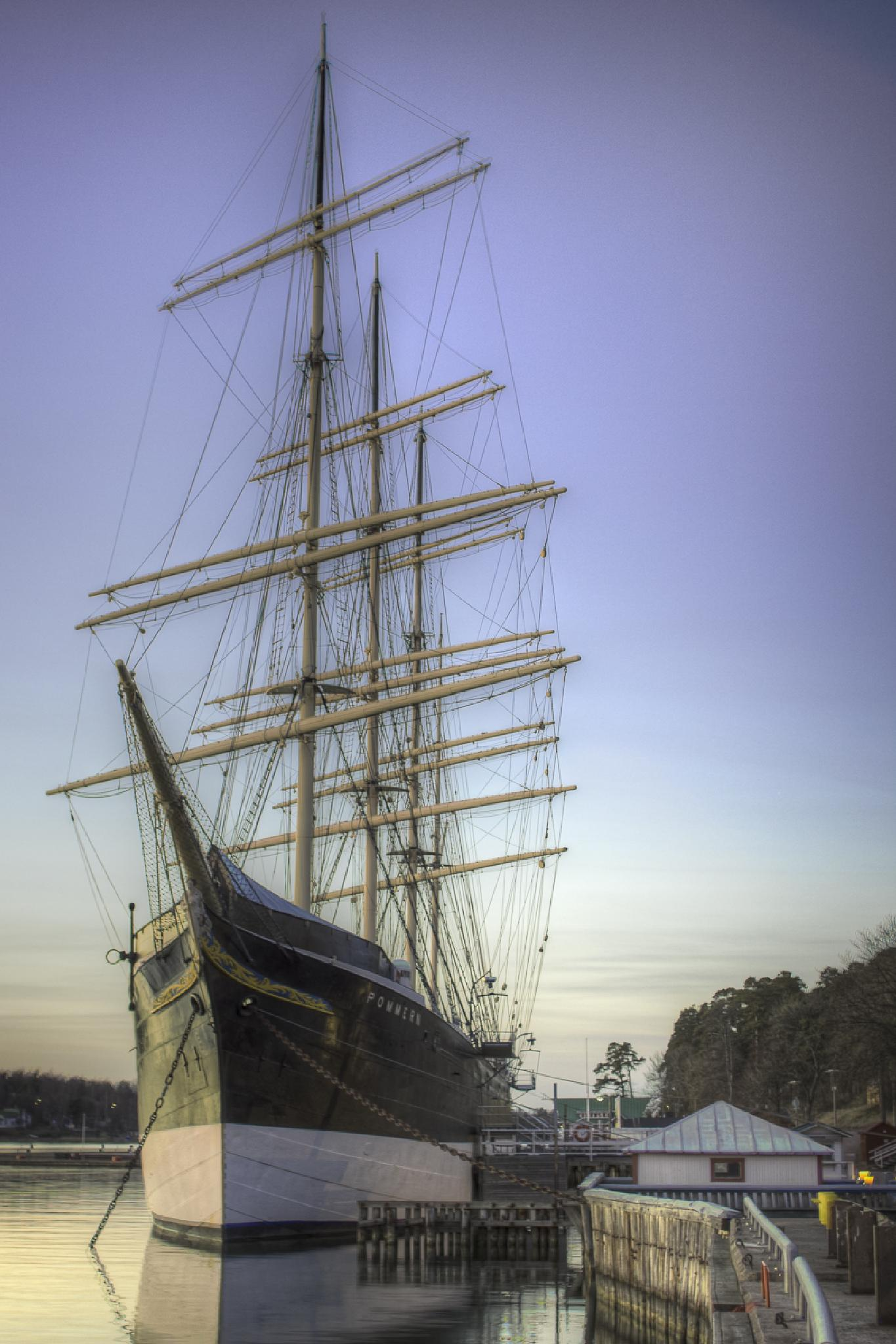 Pommern of Åland by ehnvision