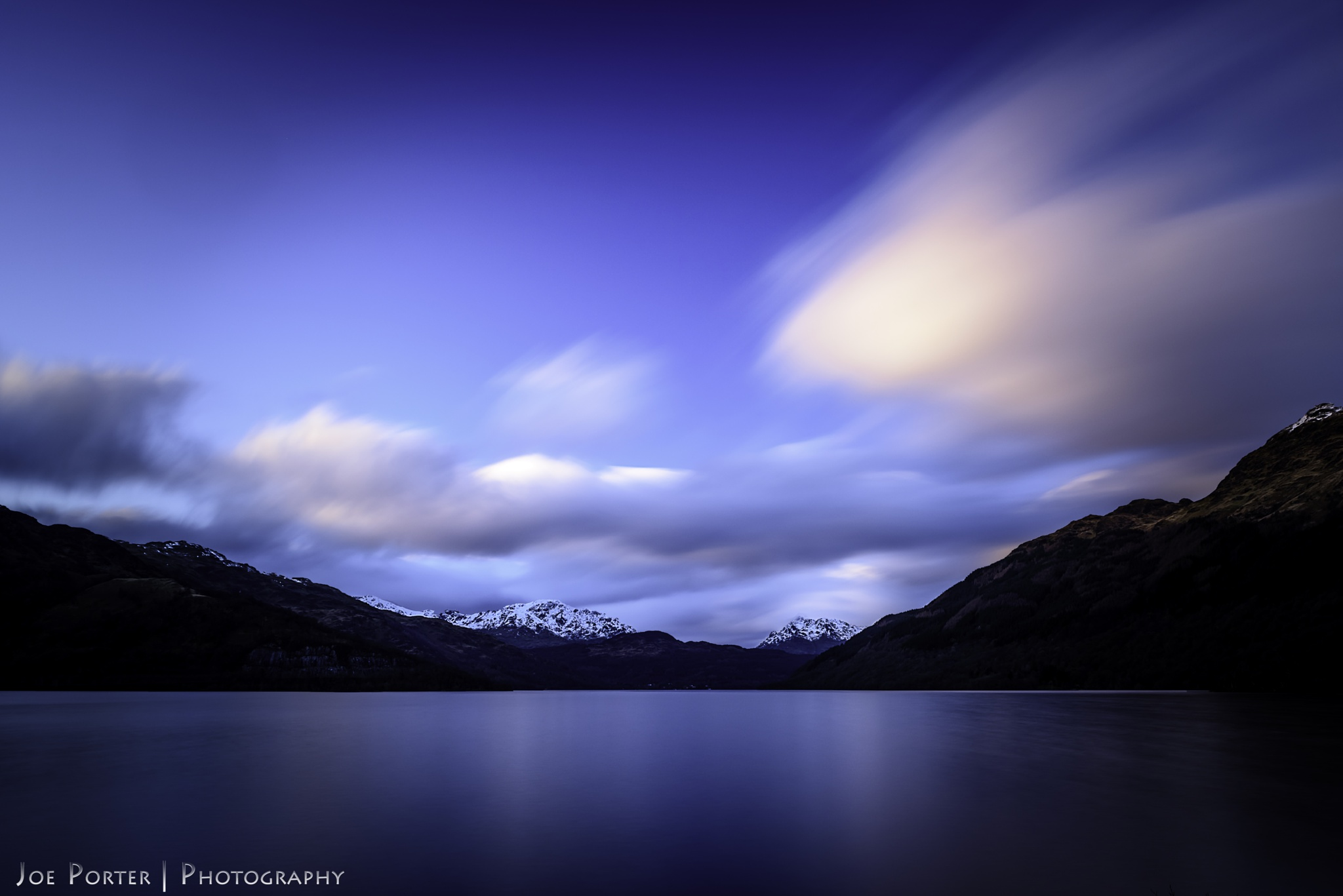 North Loch Lomond by Joe Porter Photography