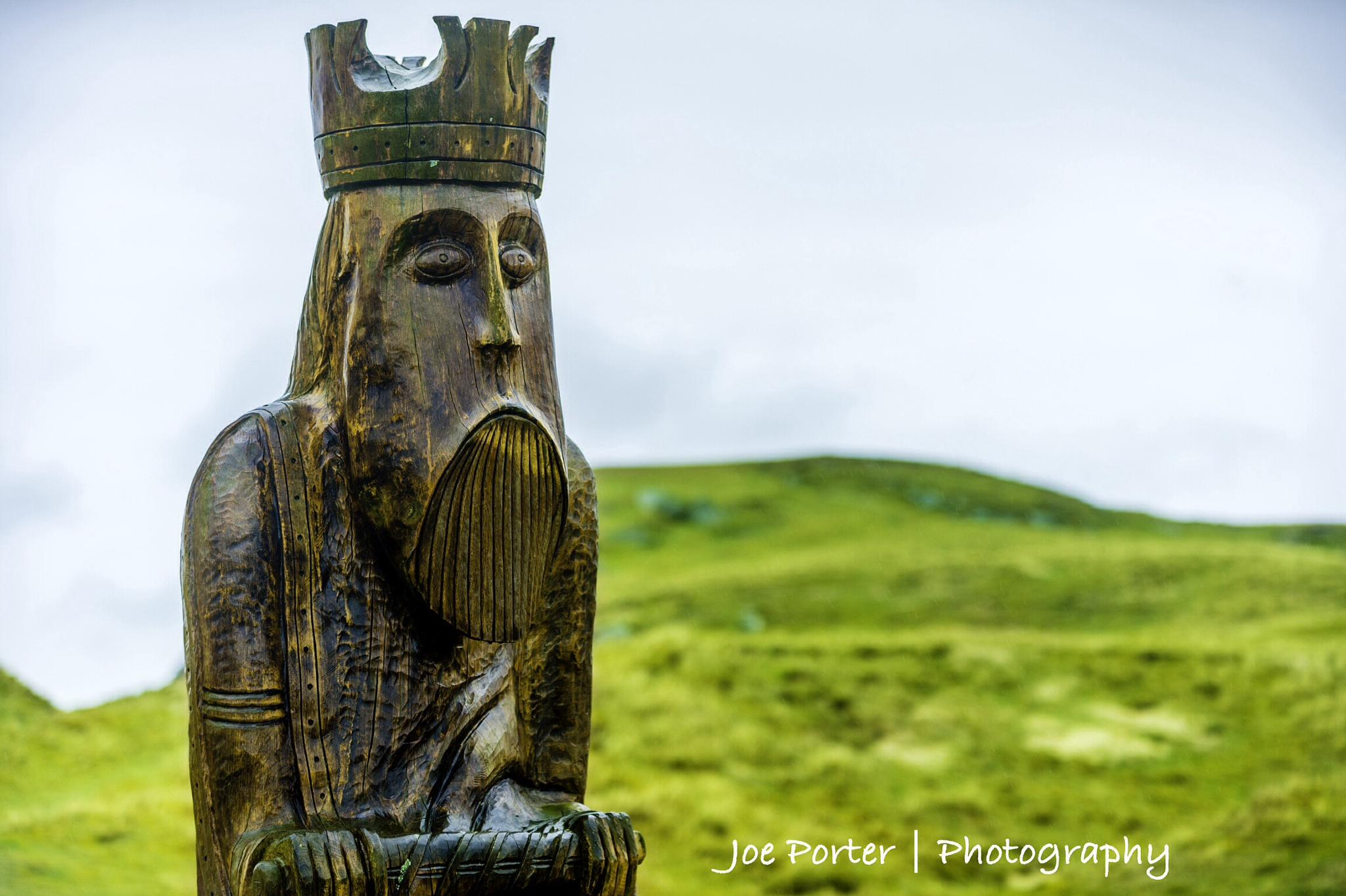 Lewis Chessman by Joe Porter Photography
