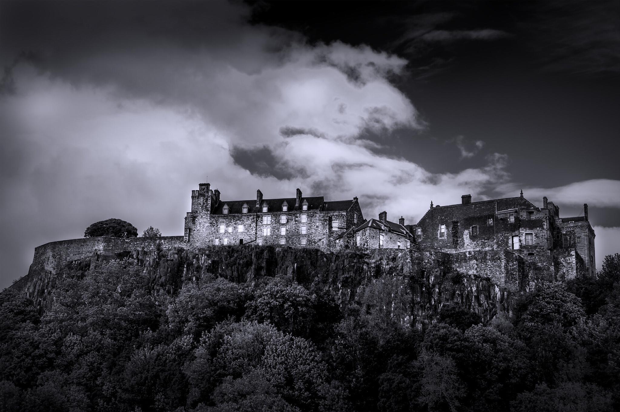 Stirling Castle by Joe Porter Photography