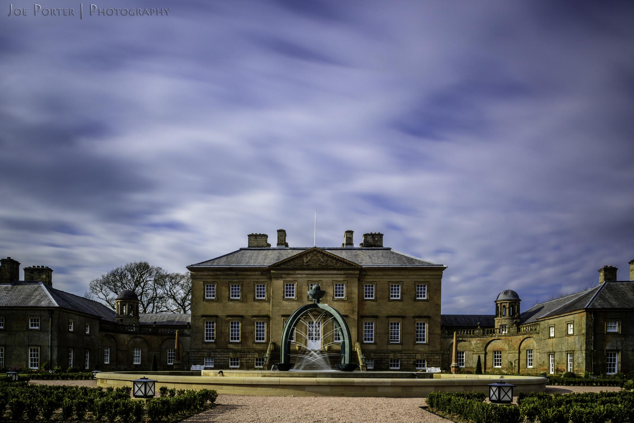 Dumfries House by Joe Porter Photography
