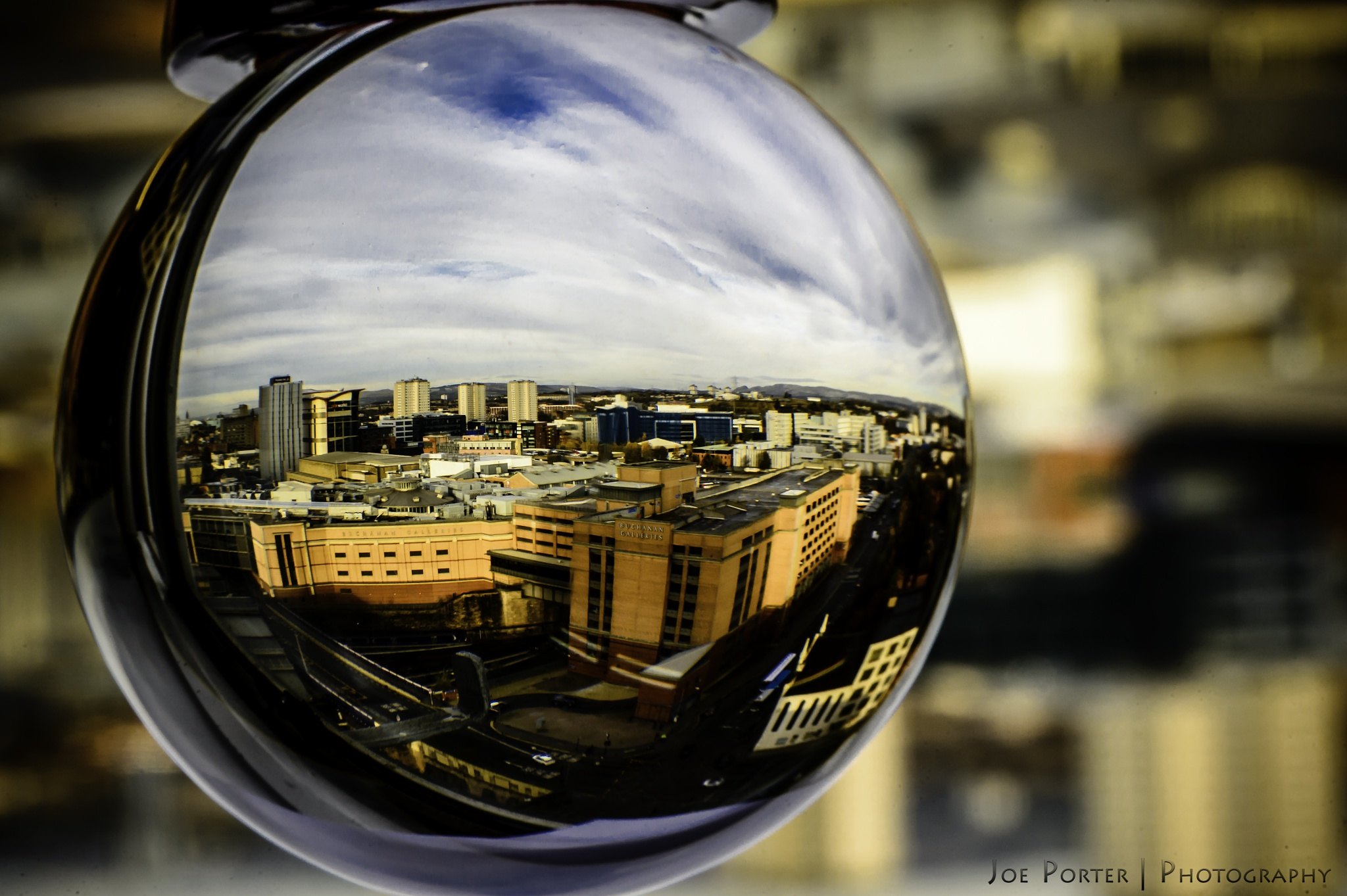Glass-gow by Joe Porter Photography
