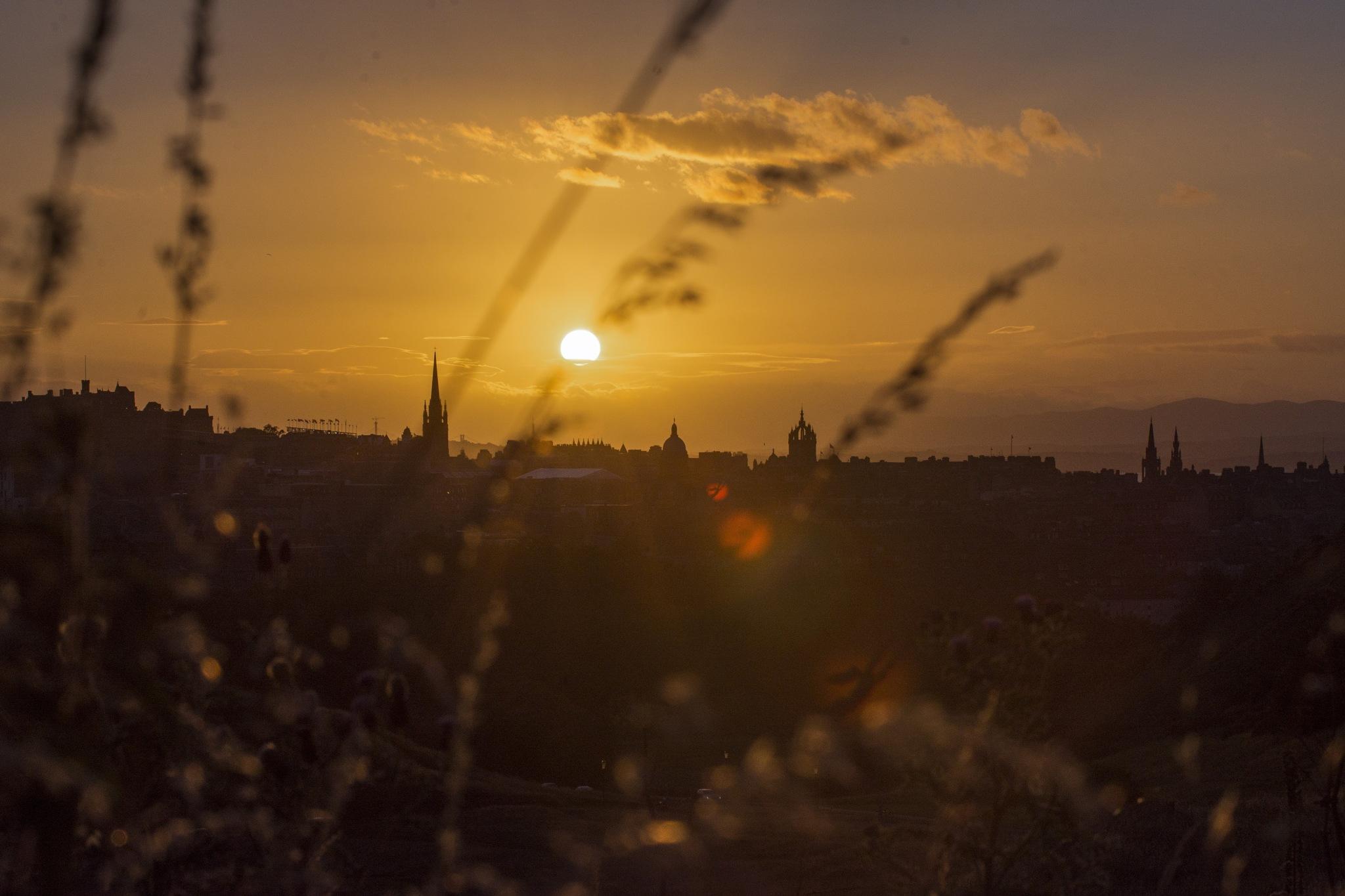Soft Sunset by myra.watson3