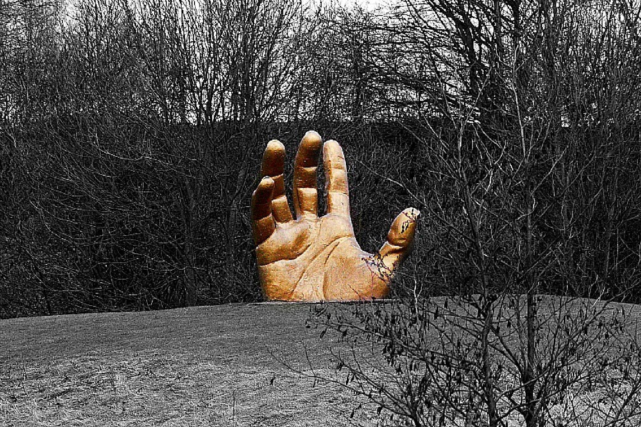 Golden handshake  by keve E