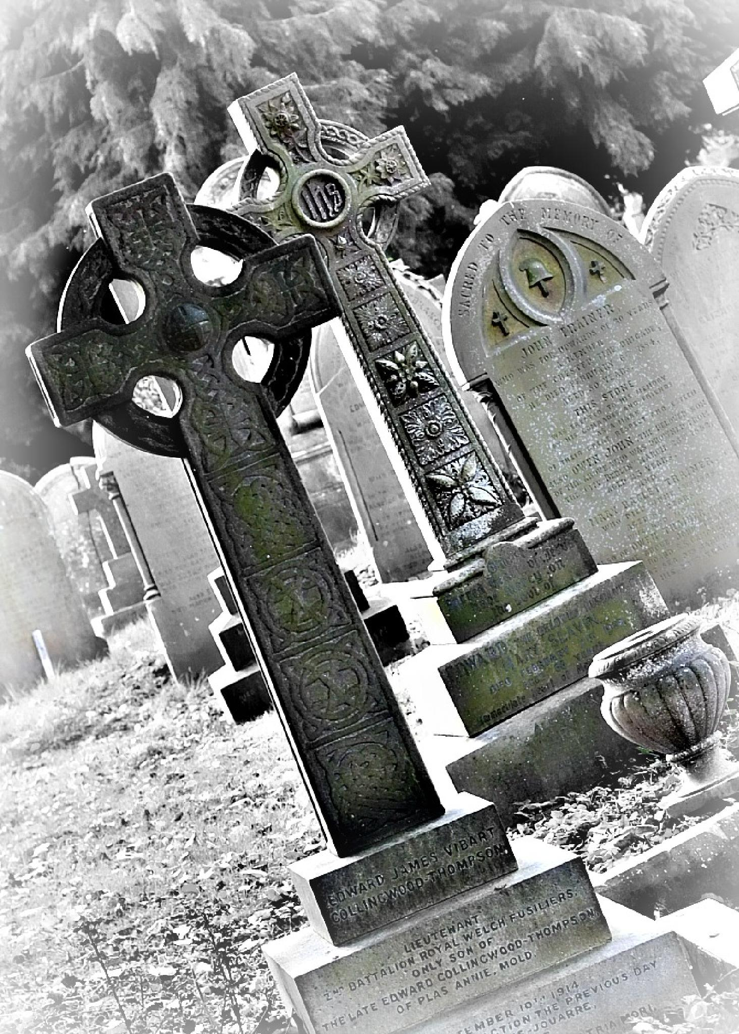 Rest in Peace by keve E