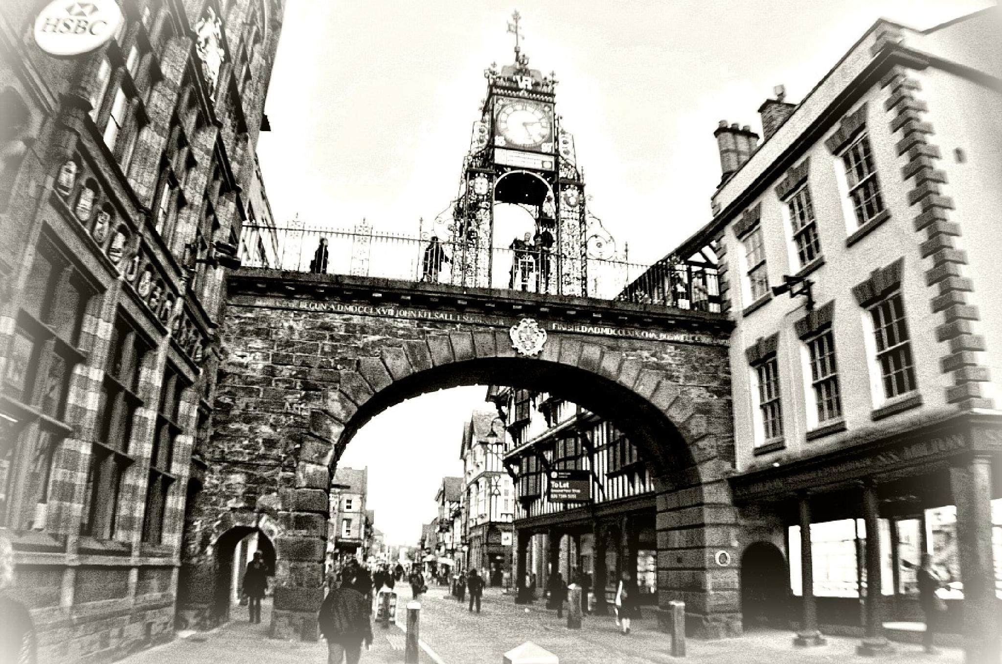 EASTGATE  by keve E