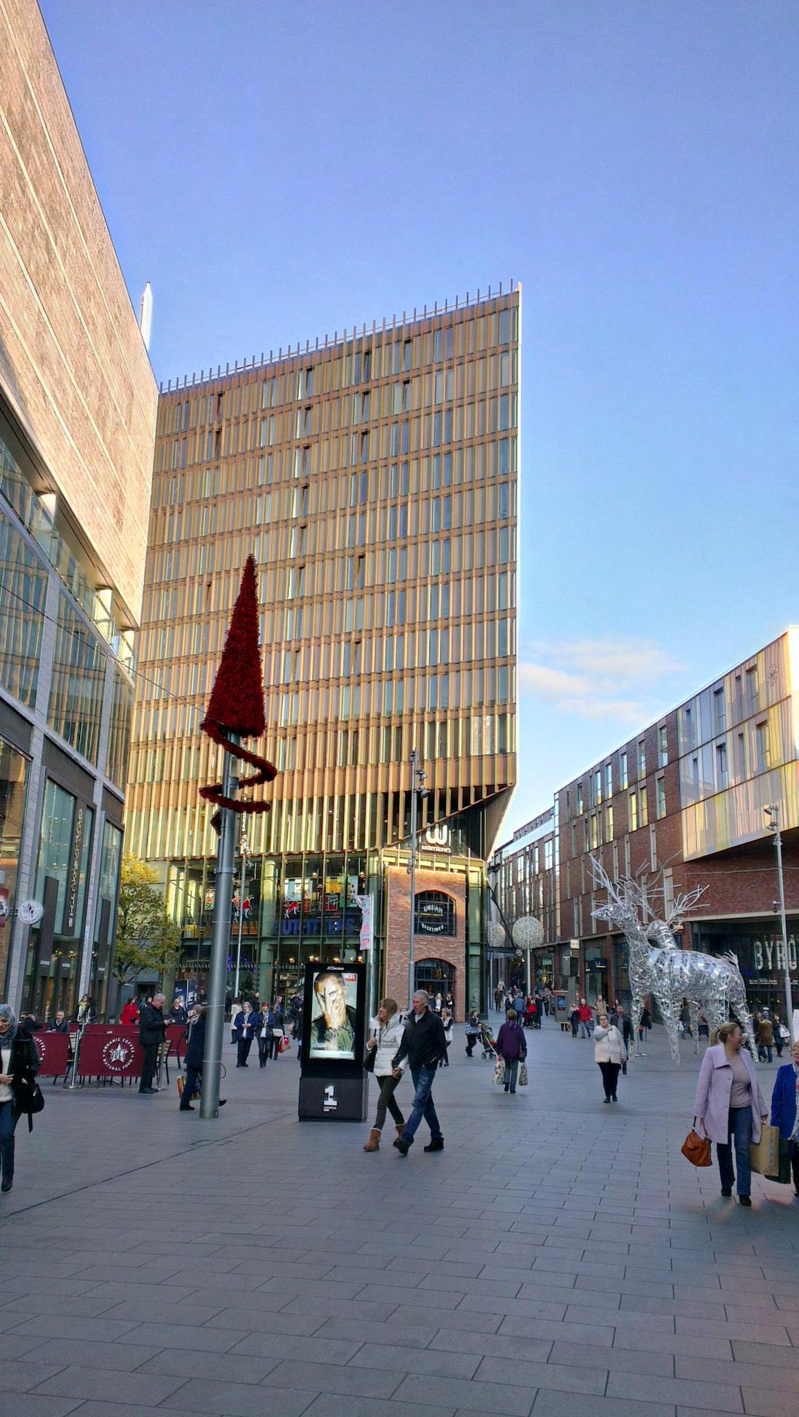 Liverpool One  by keve E
