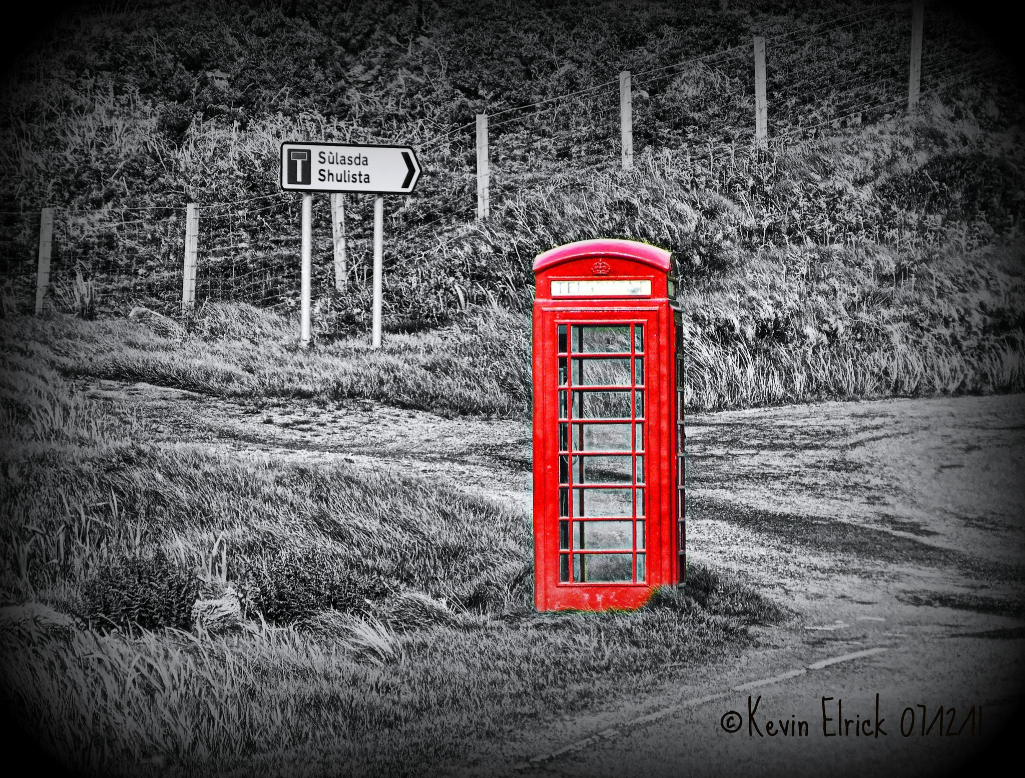 Payphone  by keve E