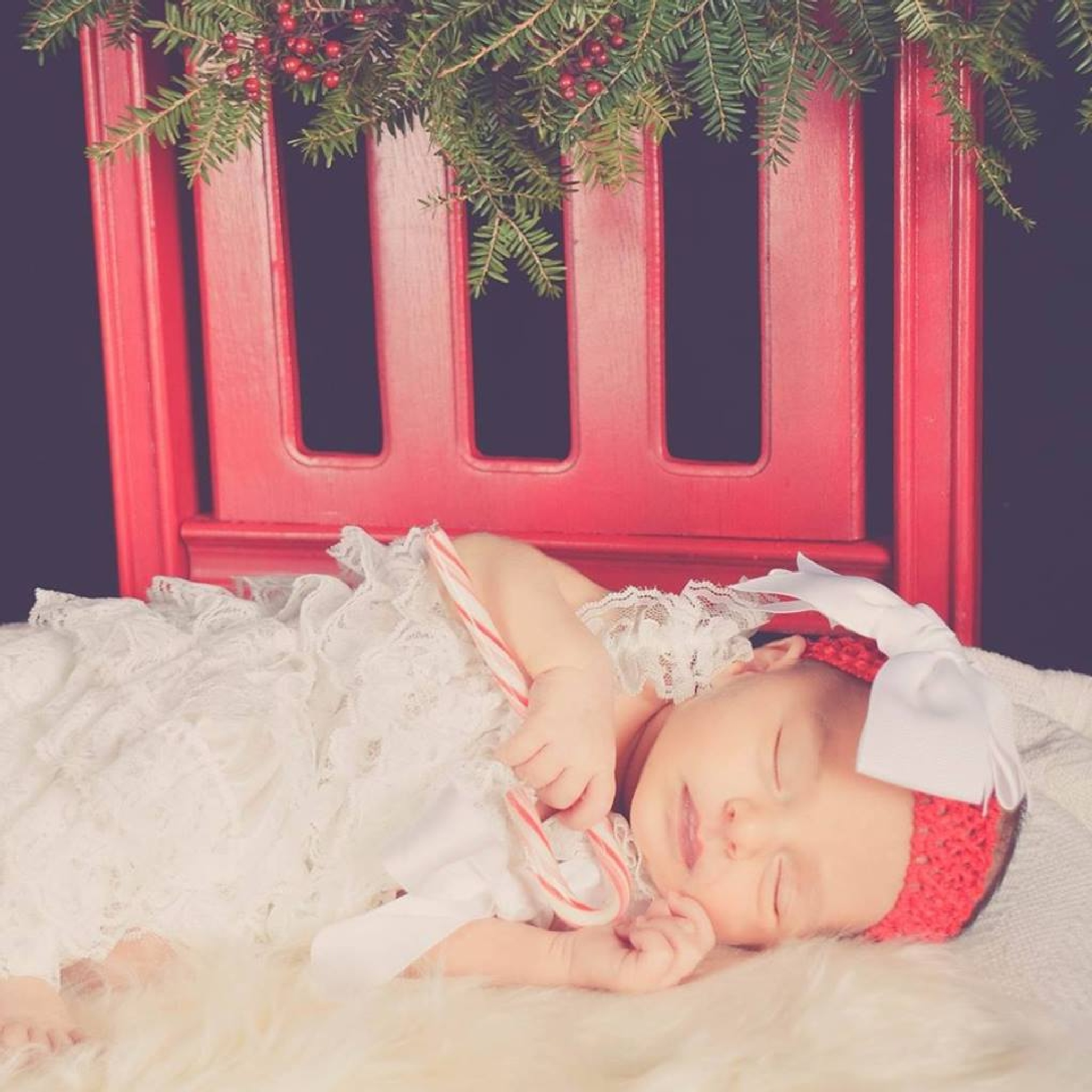 Santa baby by Joy Skiver