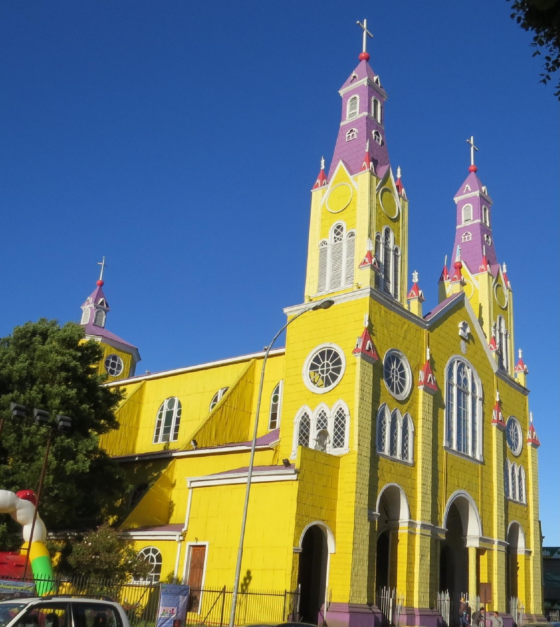 Catedral de Castro by Paulo