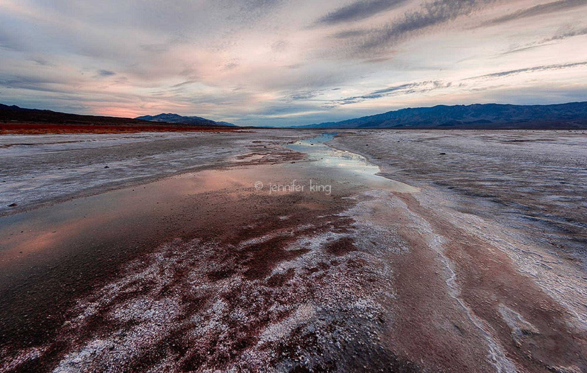 Colors of the Salt Basin by jenniferkingphoto