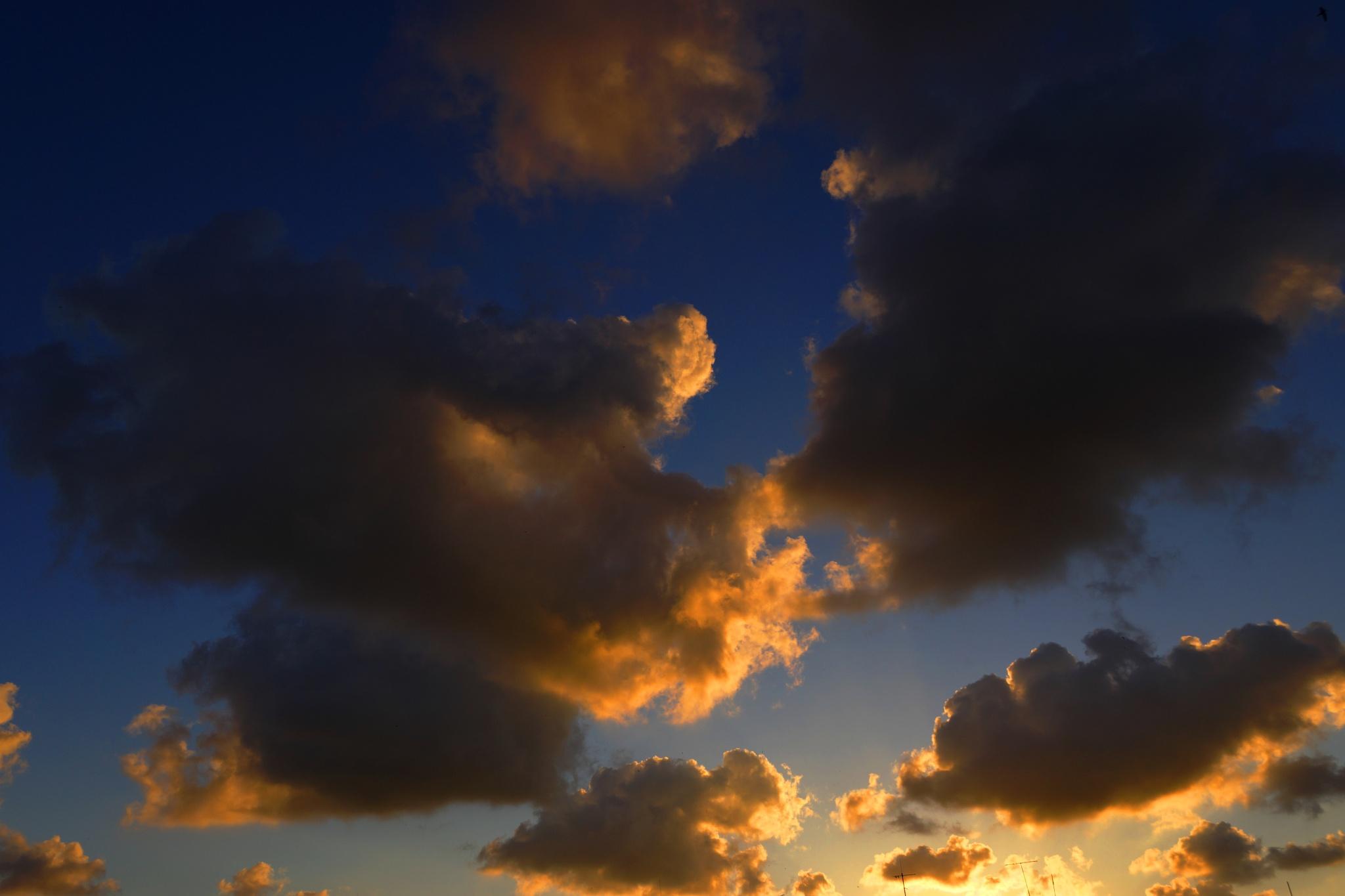 Clouds 3 by libol
