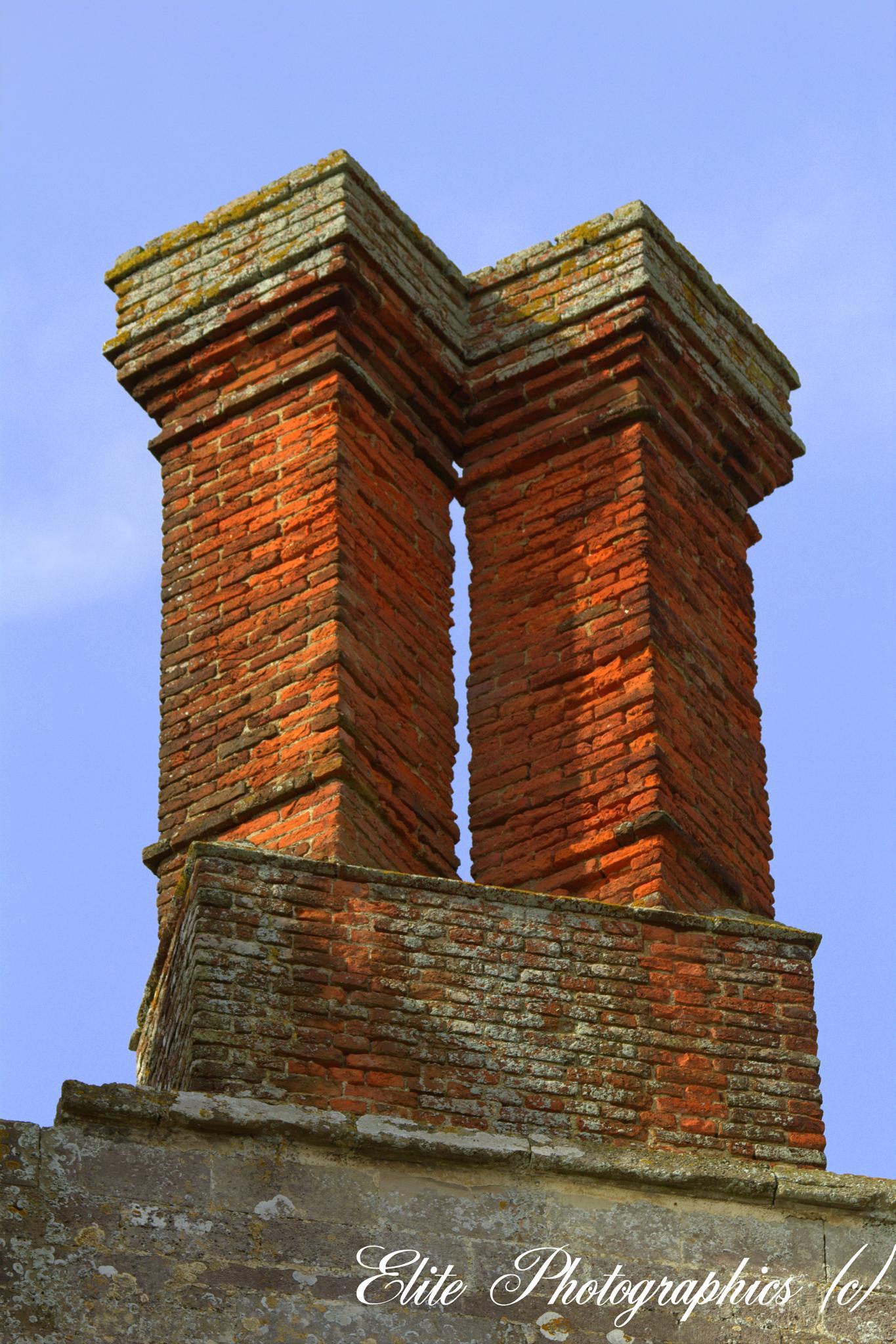 Chimney Tops by LISA WEBB
