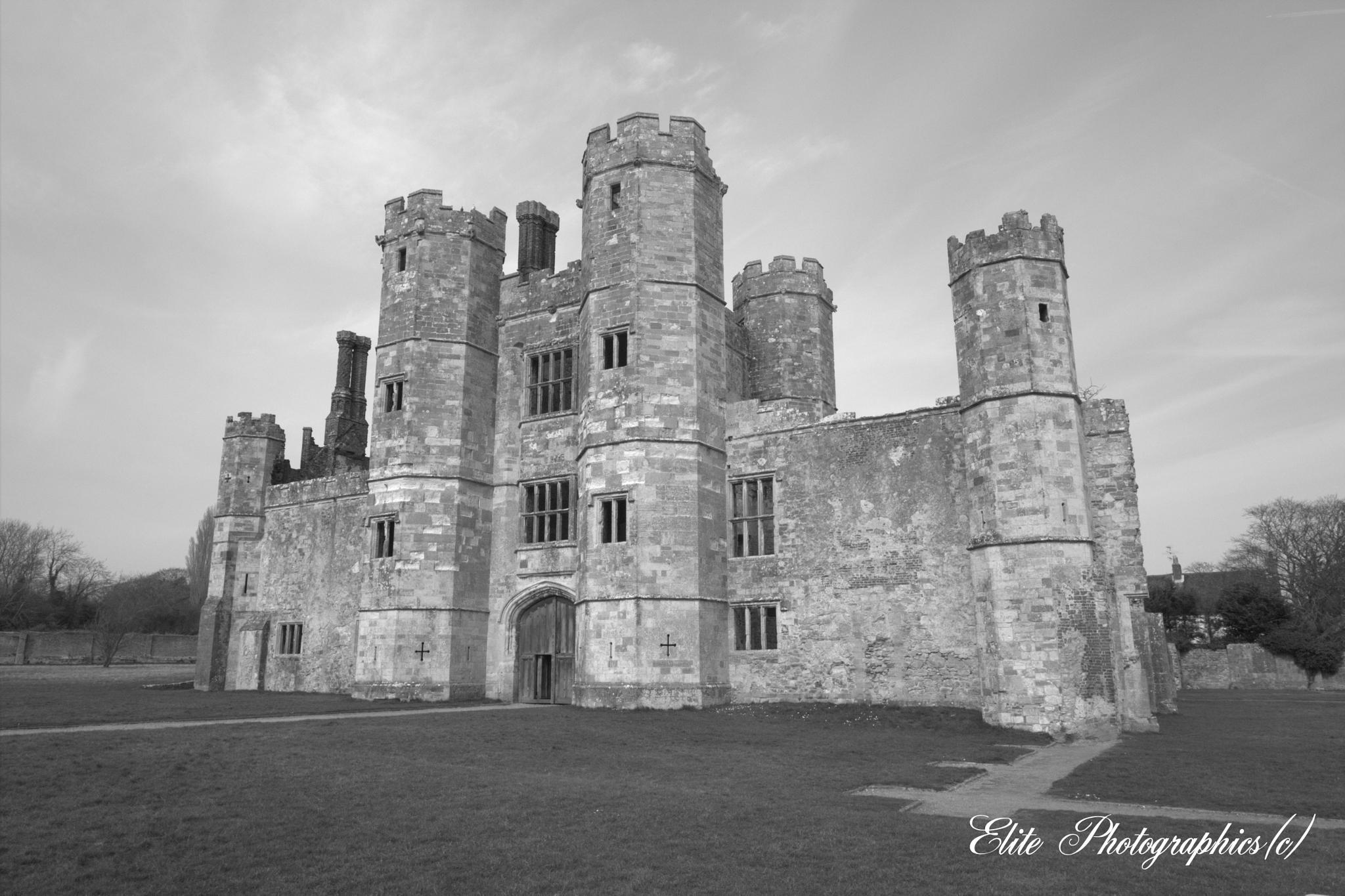 Titchfield Abbey 1 by LISA WEBB