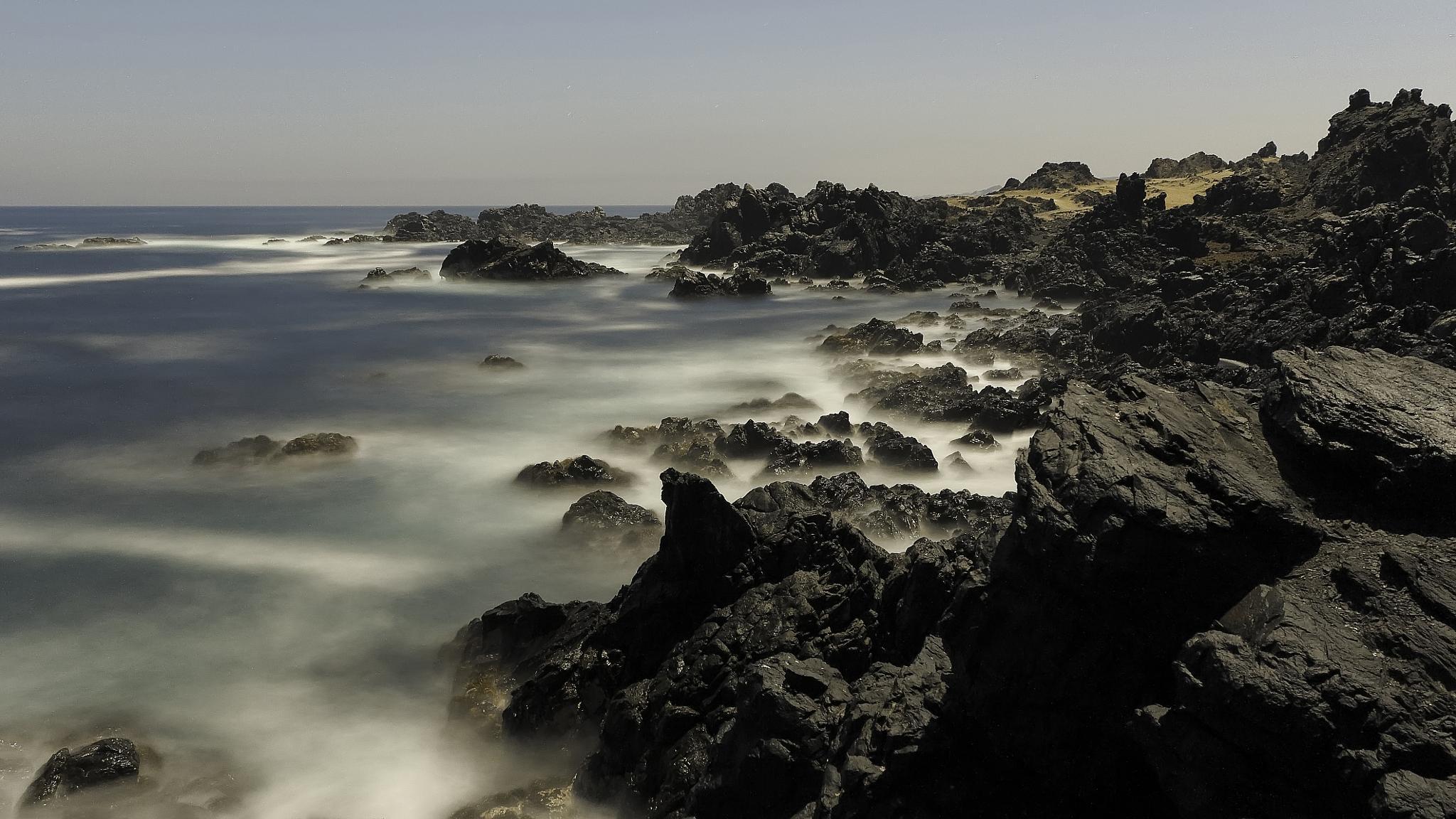 The Atacama coastal border by cristian.negrus