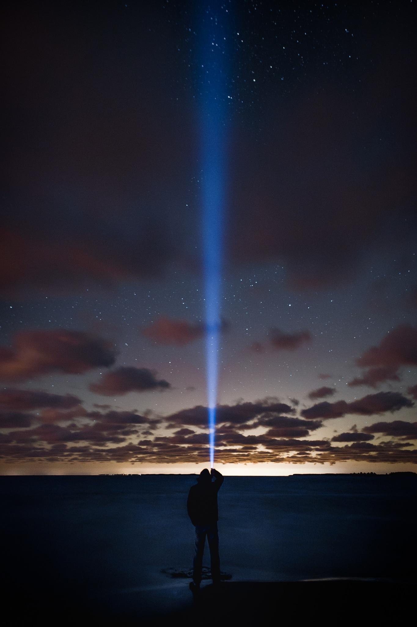 Looking for Stars by Jaanus Jagomägi