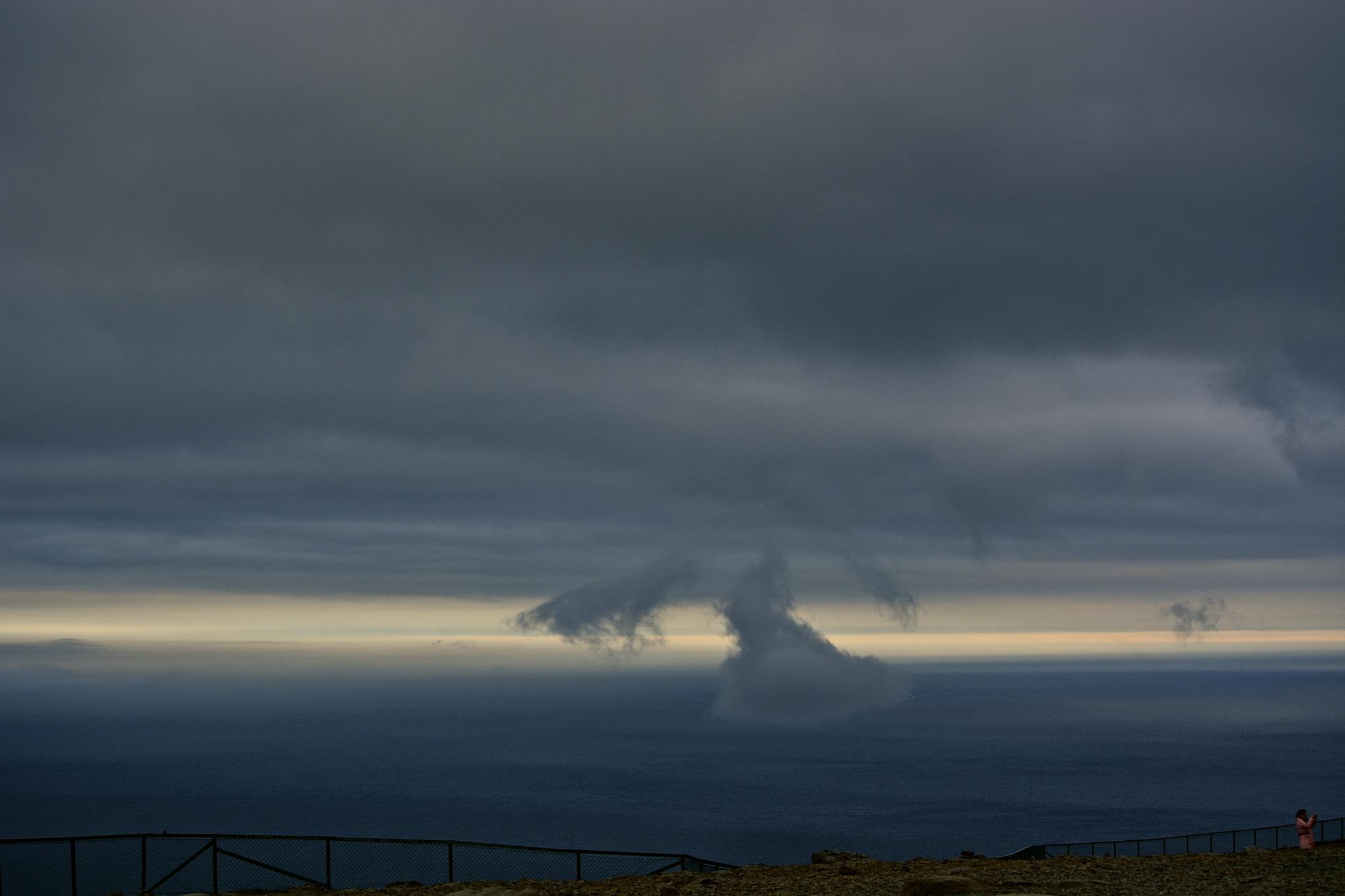 A cloud resembles an engel <3 by jurate.elnef